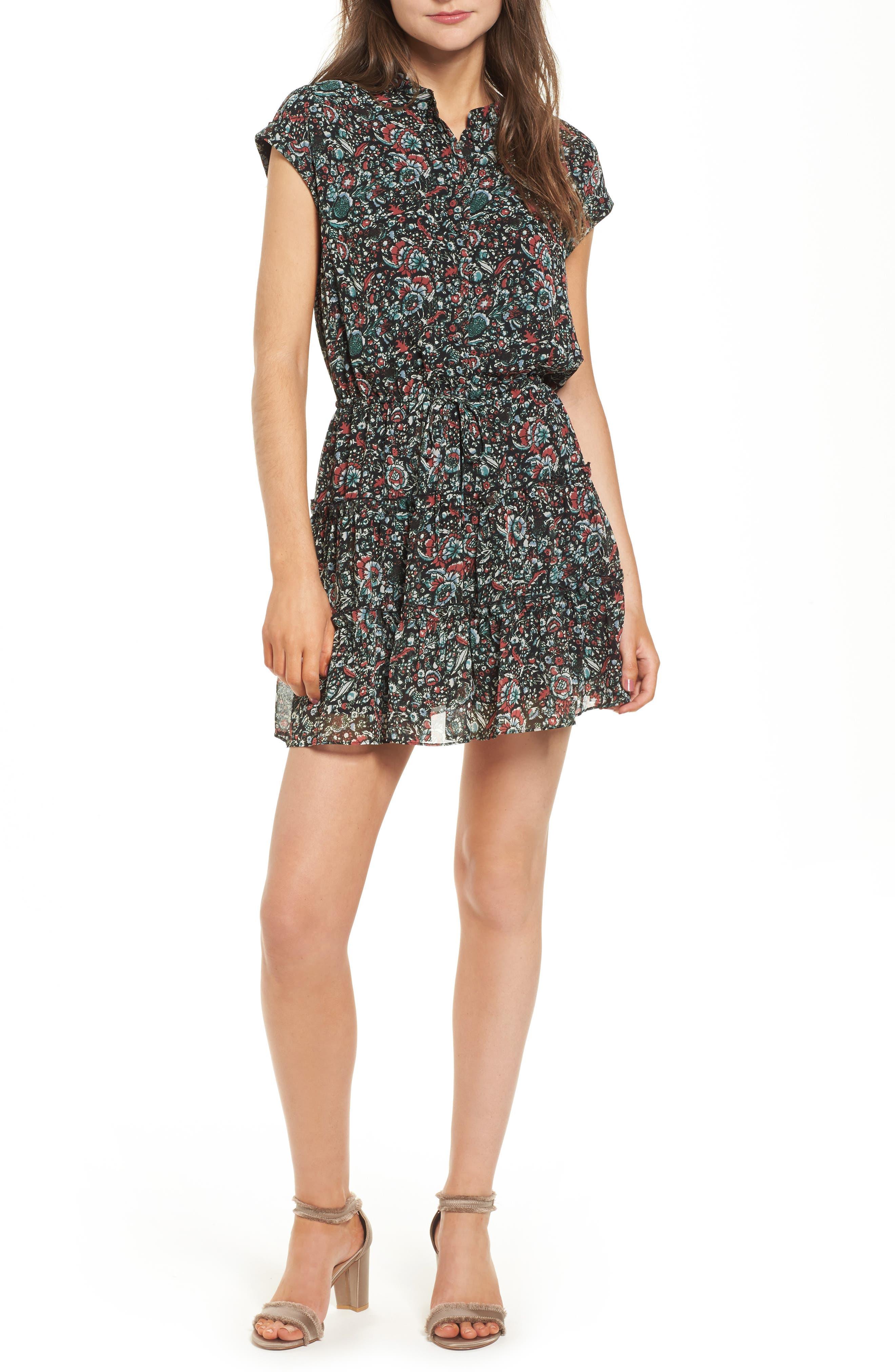 Ollie Dress,                             Main thumbnail 1, color,                             002