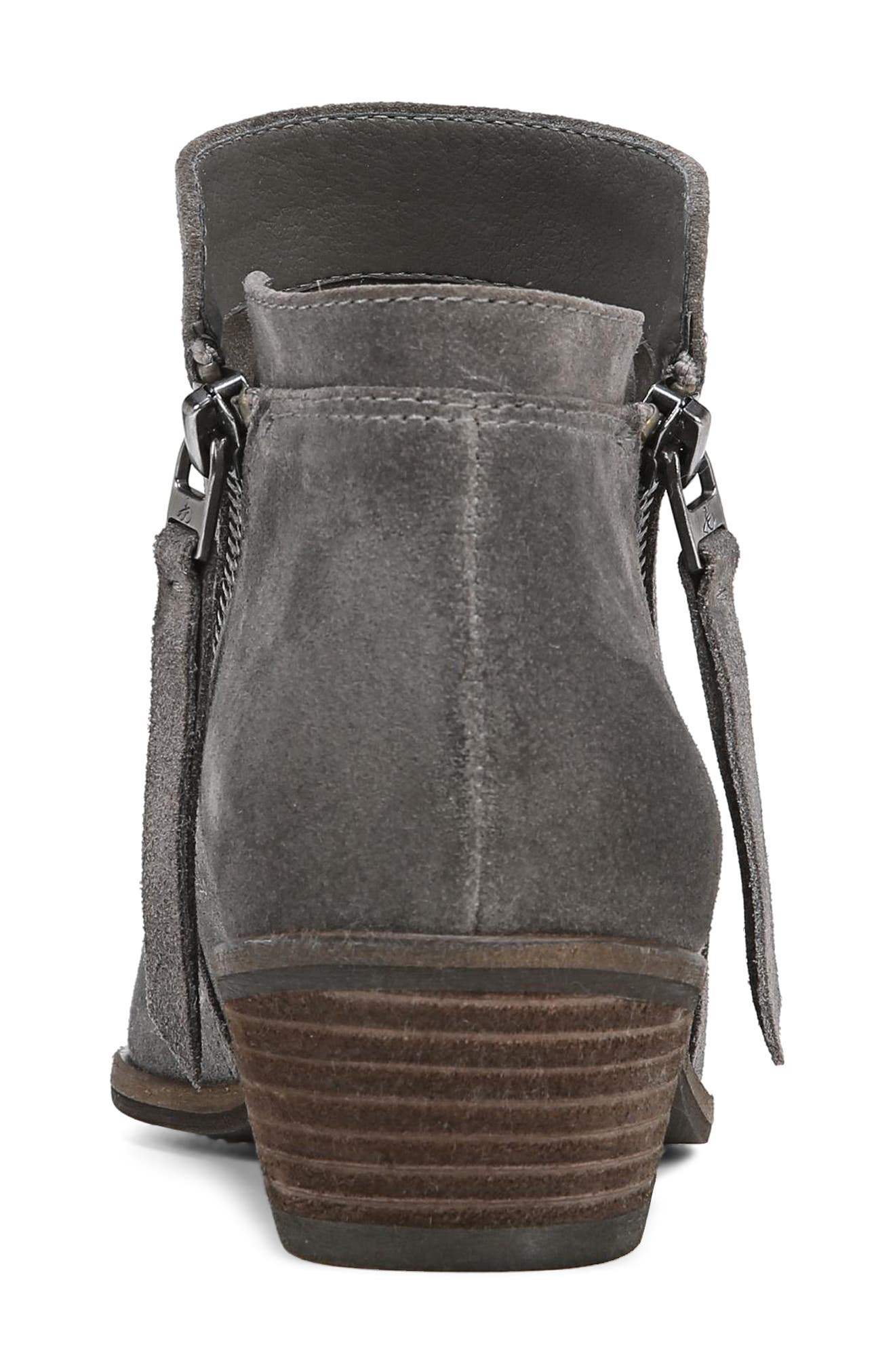 Packer Bootie,                             Alternate thumbnail 8, color,                             STEEL GREY SUEDE LEATHER