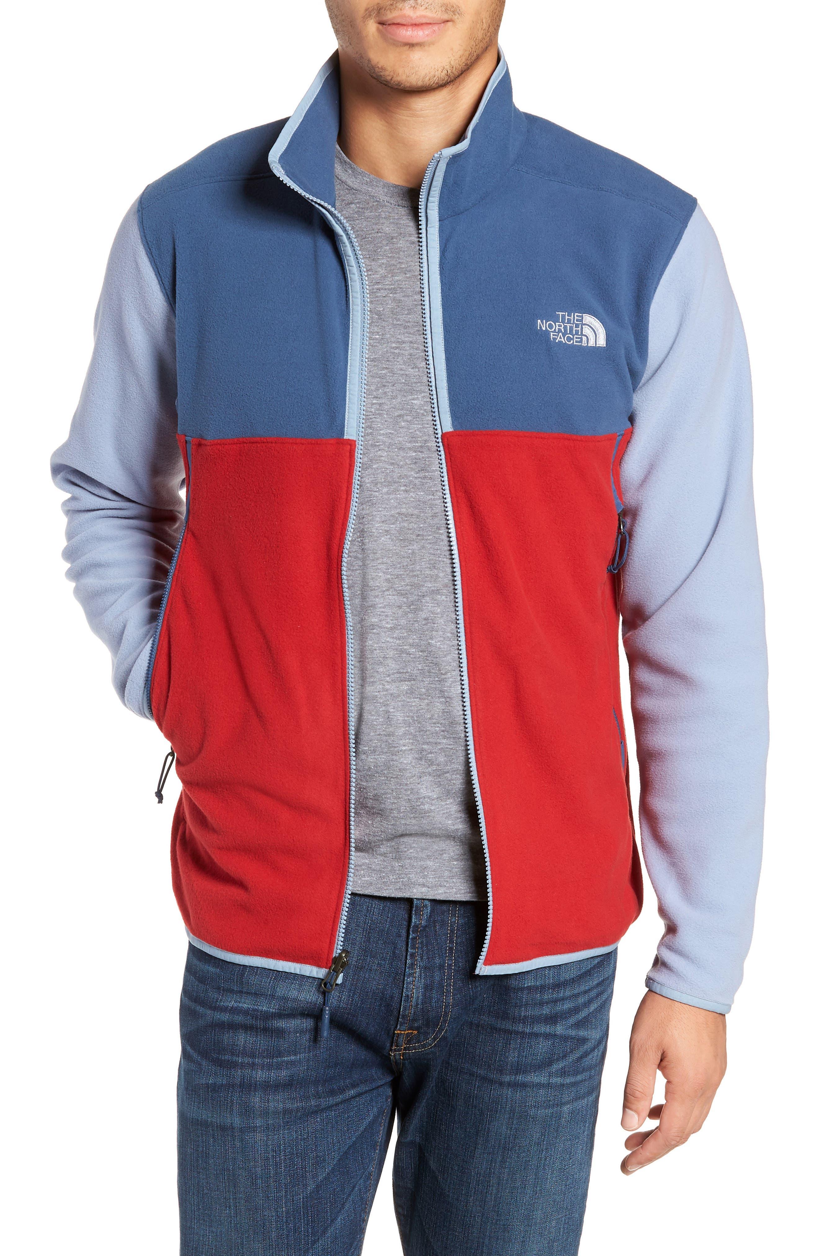 The North Face Glacier Alpine Jacket, Red