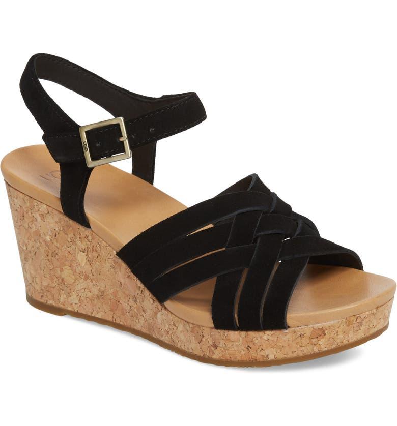 c0f69554c35 UGG SUP ®  SUP  Uma Wedge Sandal