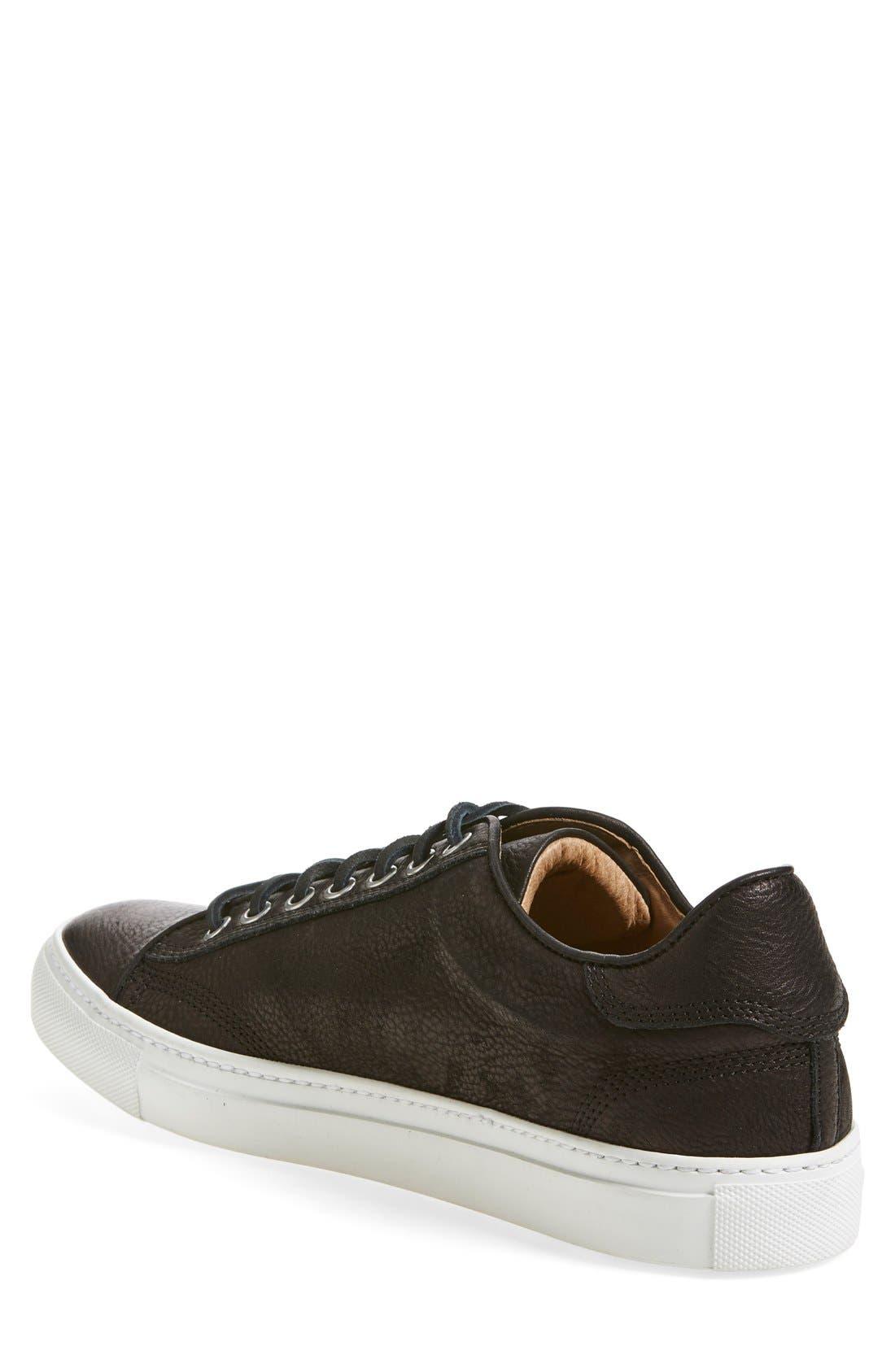 Low Top Sneaker,                             Alternate thumbnail 4, color,                             003
