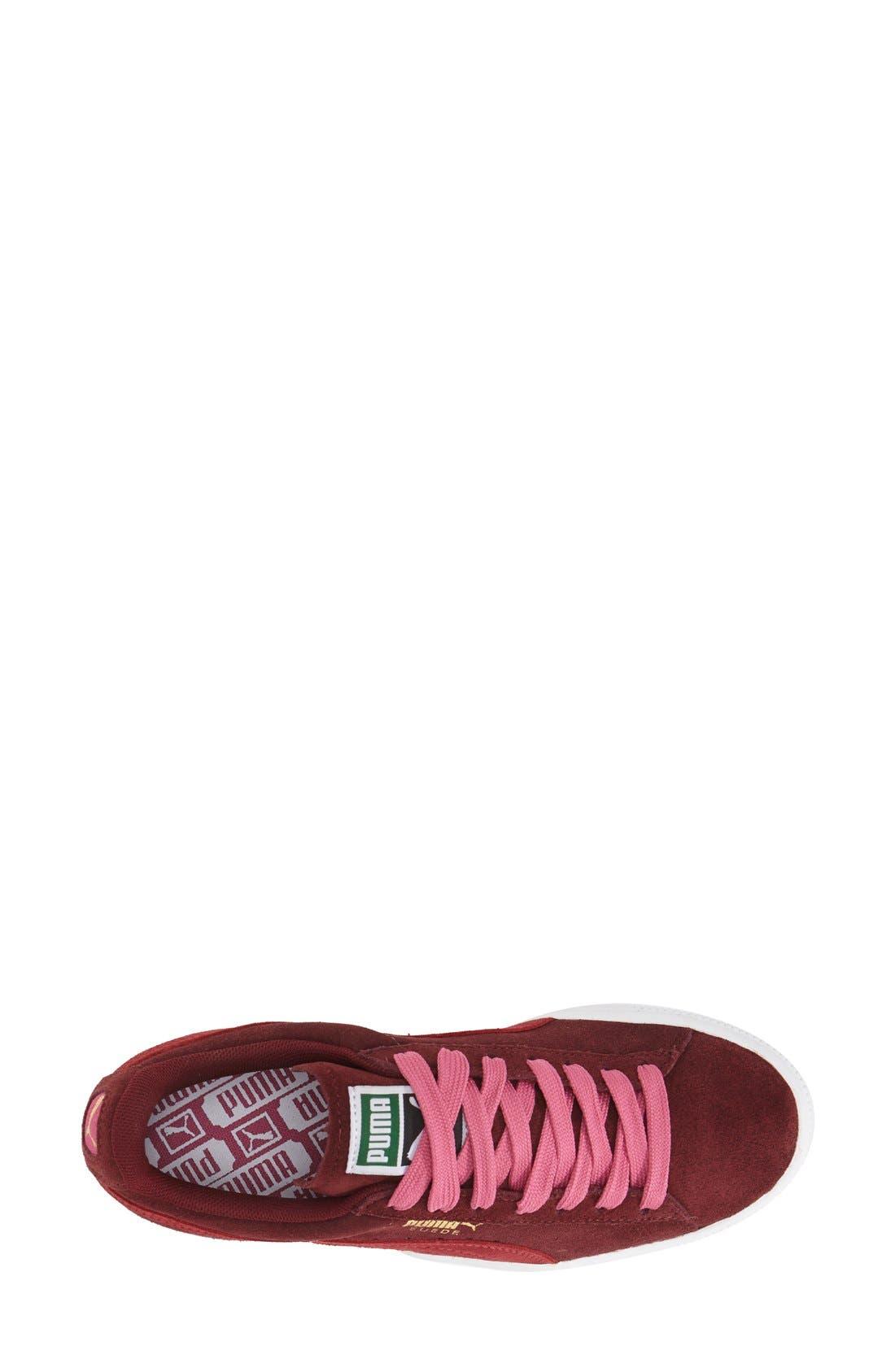 Suede Sneaker,                             Alternate thumbnail 79, color,