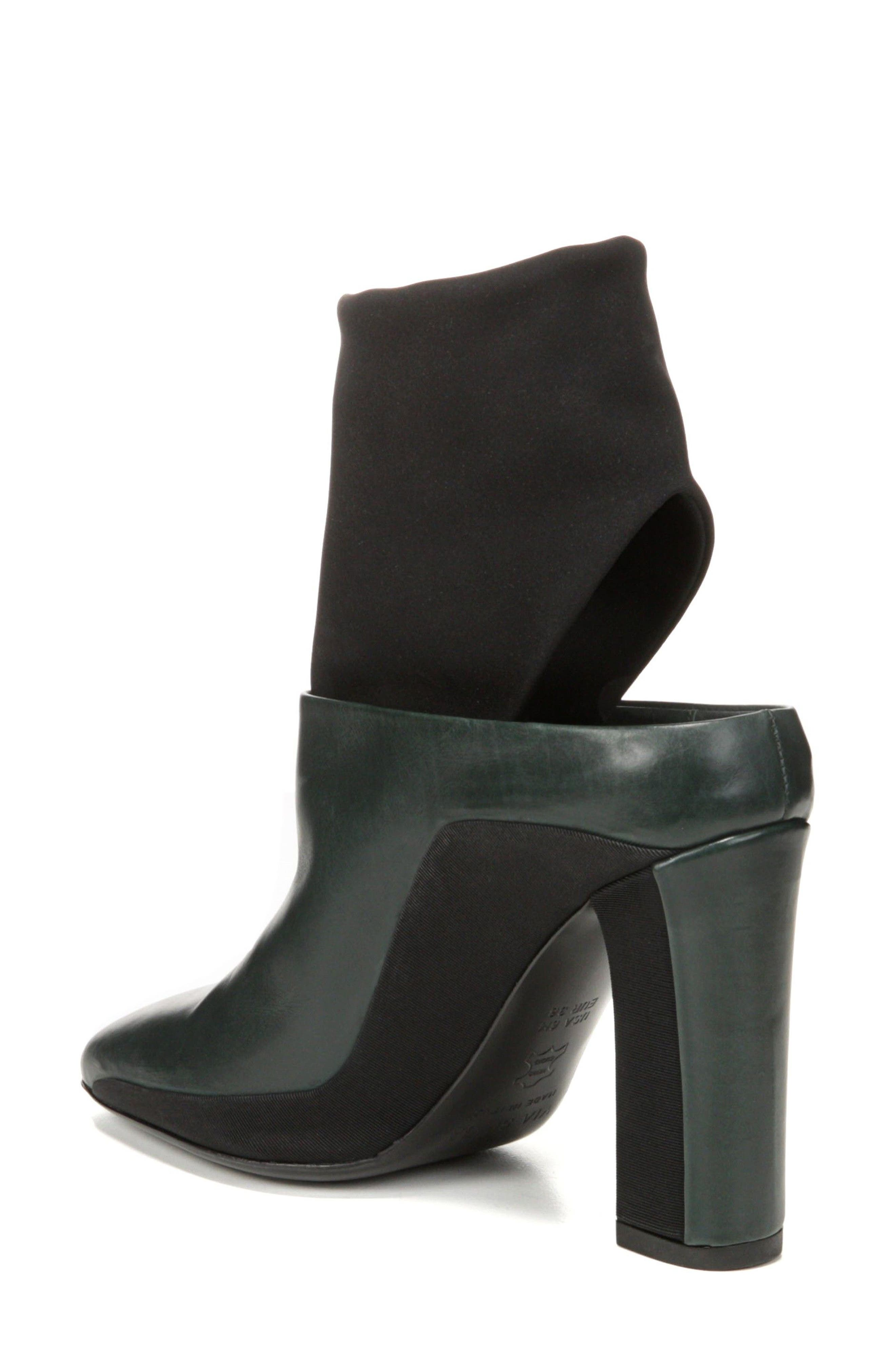 Agyness Cutout Boot,                             Alternate thumbnail 6, color,