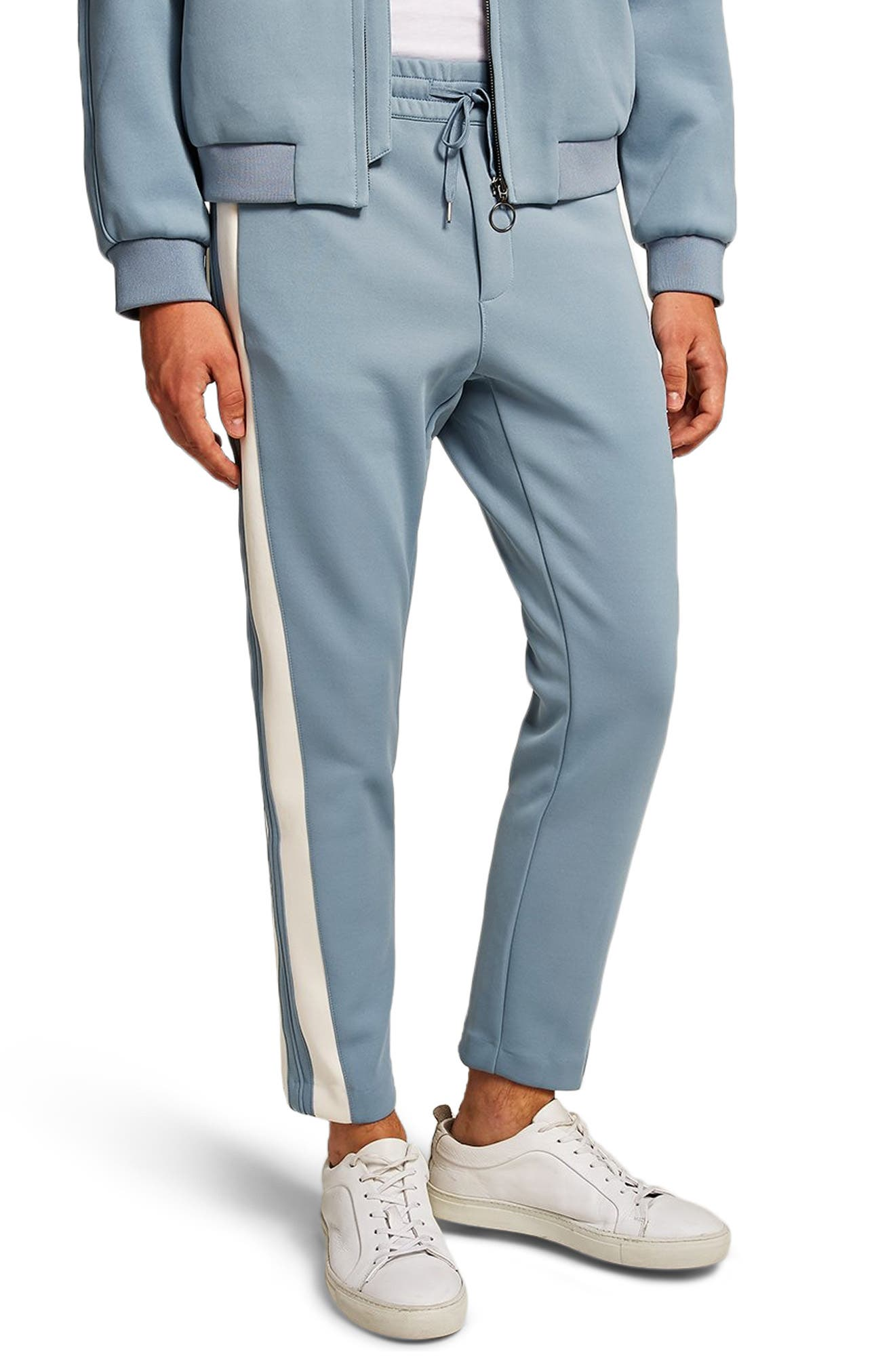 Slim Fit Track Pants,                             Main thumbnail 1, color,                             400
