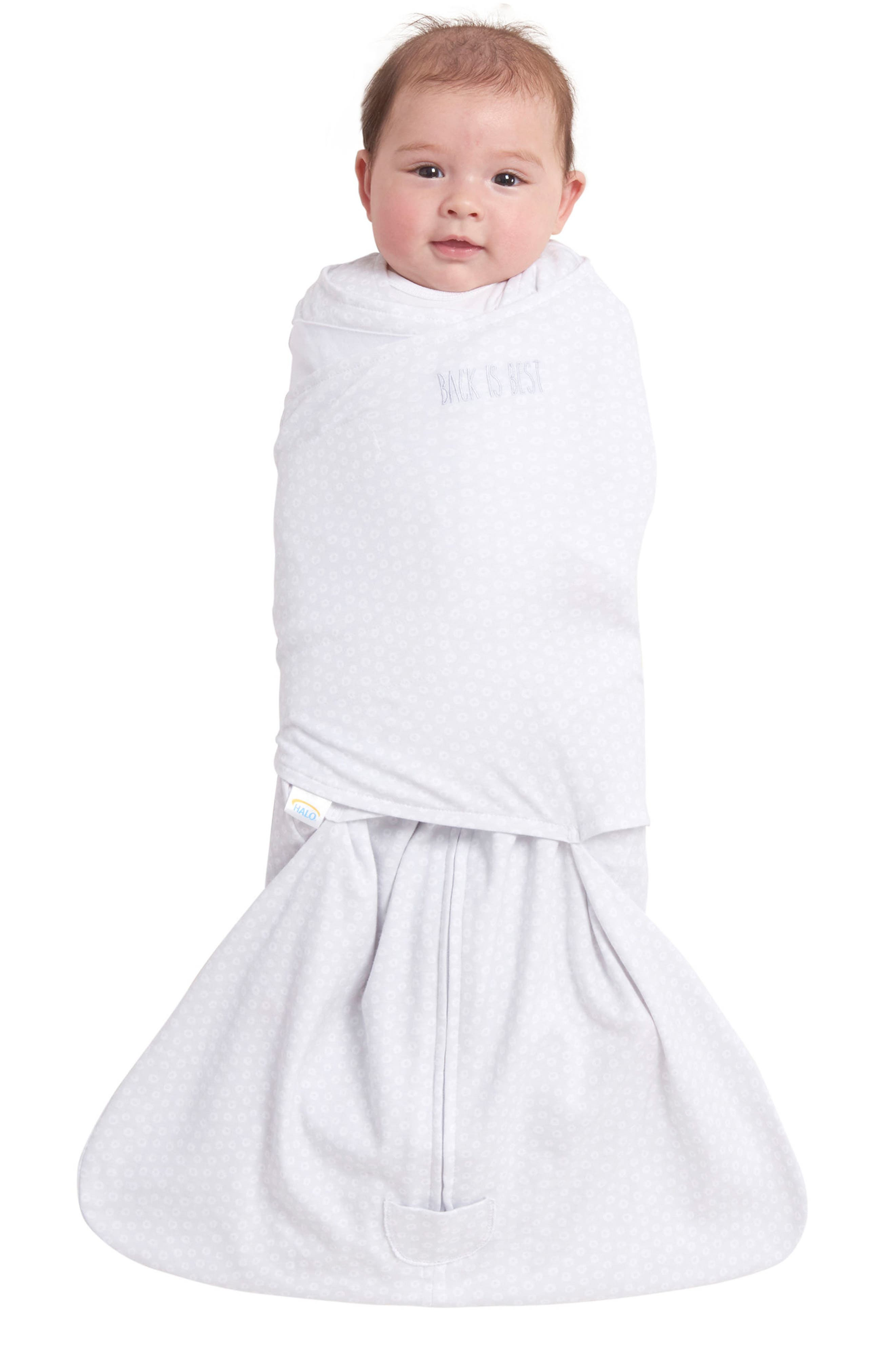 Platinum Series SleepSack<sup>™</sup> Swaddle & SleepSack<sup>™</sup> Set,                             Alternate thumbnail 11, color,                             GREY TINY CIRCLE AND LINES