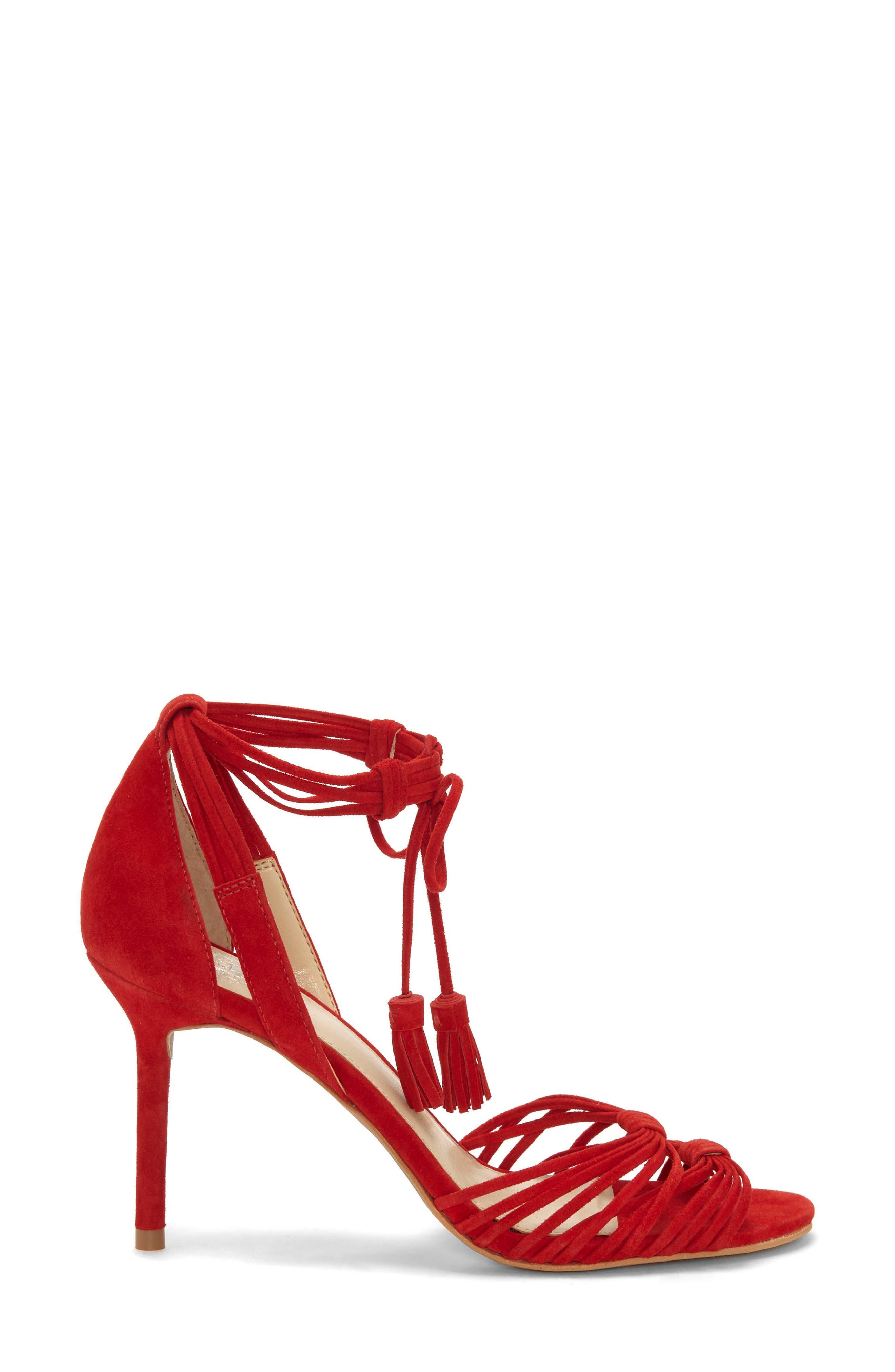 Stellima Tassel Sandal,                             Alternate thumbnail 21, color,