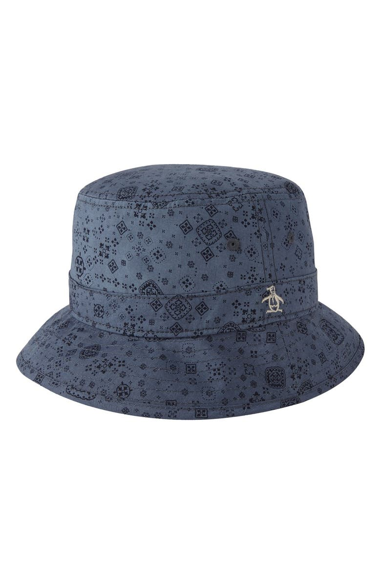 071d0e3fb08 Original Penguin  Bandana Print  Bucket Hat