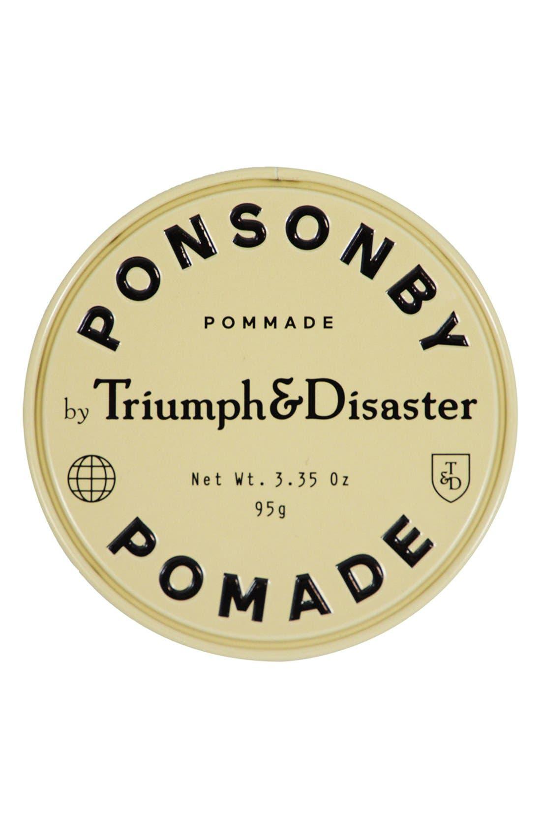 'Ponsonby' Pomade,                         Main,                         color, NO COLOR