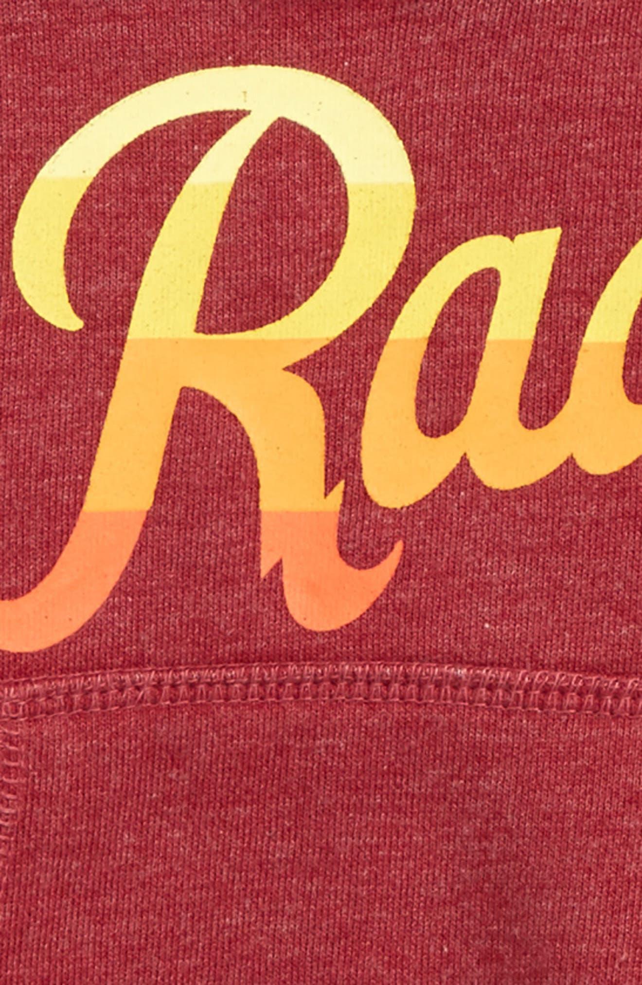 Rad Graphic Hoodie,                             Alternate thumbnail 2, color,                             608