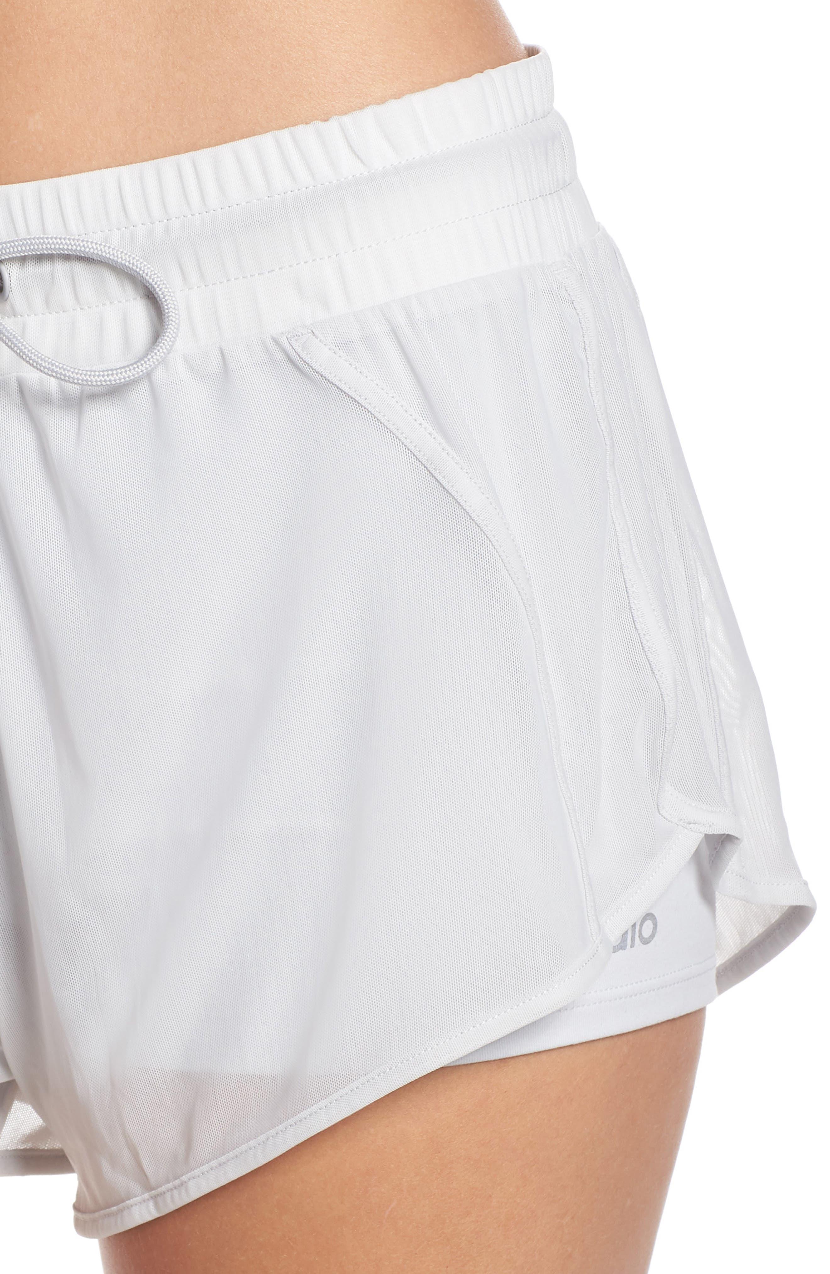 ALO,                             Ambience Shorts,                             Alternate thumbnail 4, color,                             020