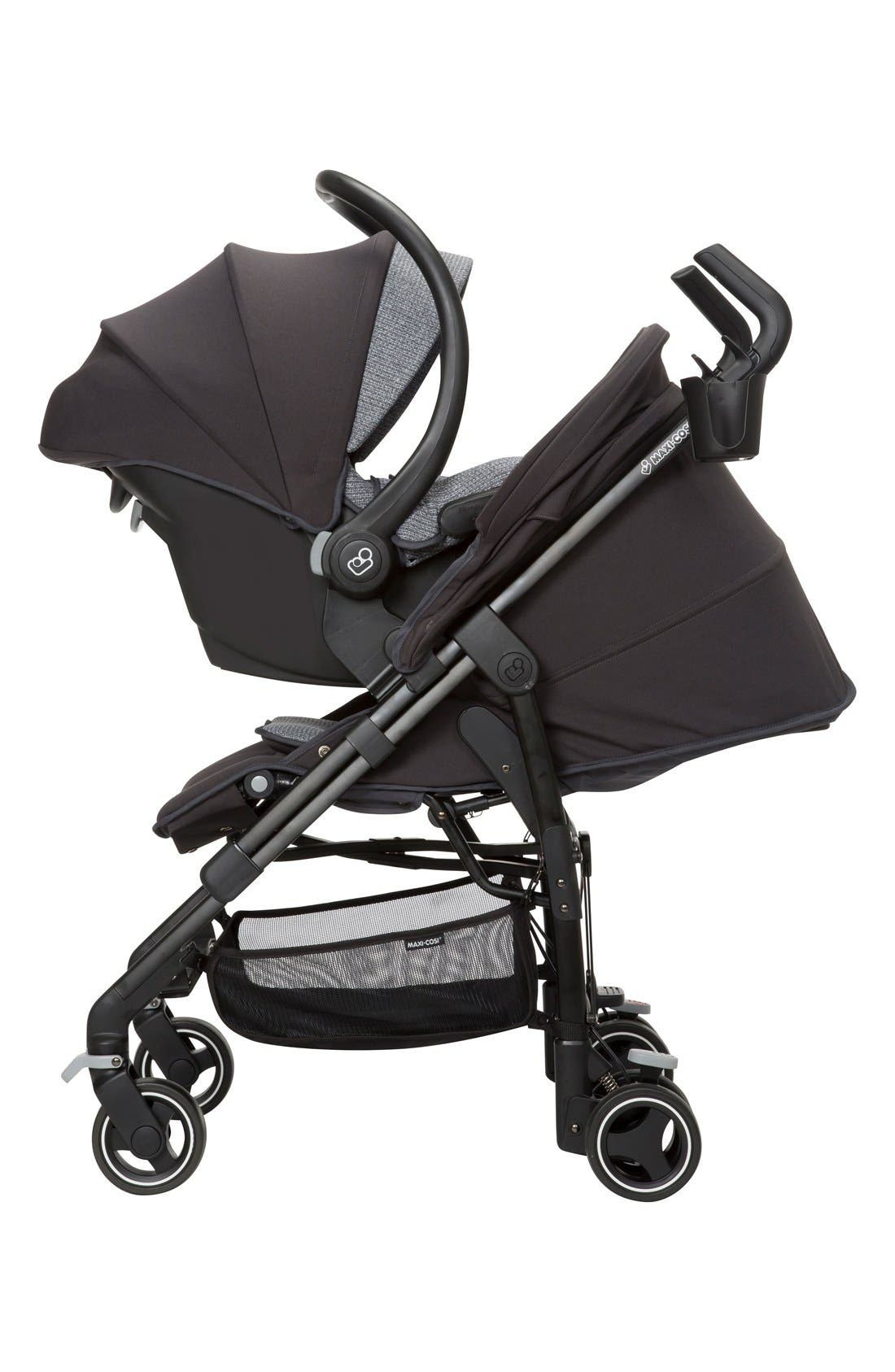 Dana Sweater Knit Special Edition Stroller,                             Alternate thumbnail 6, color,                             024