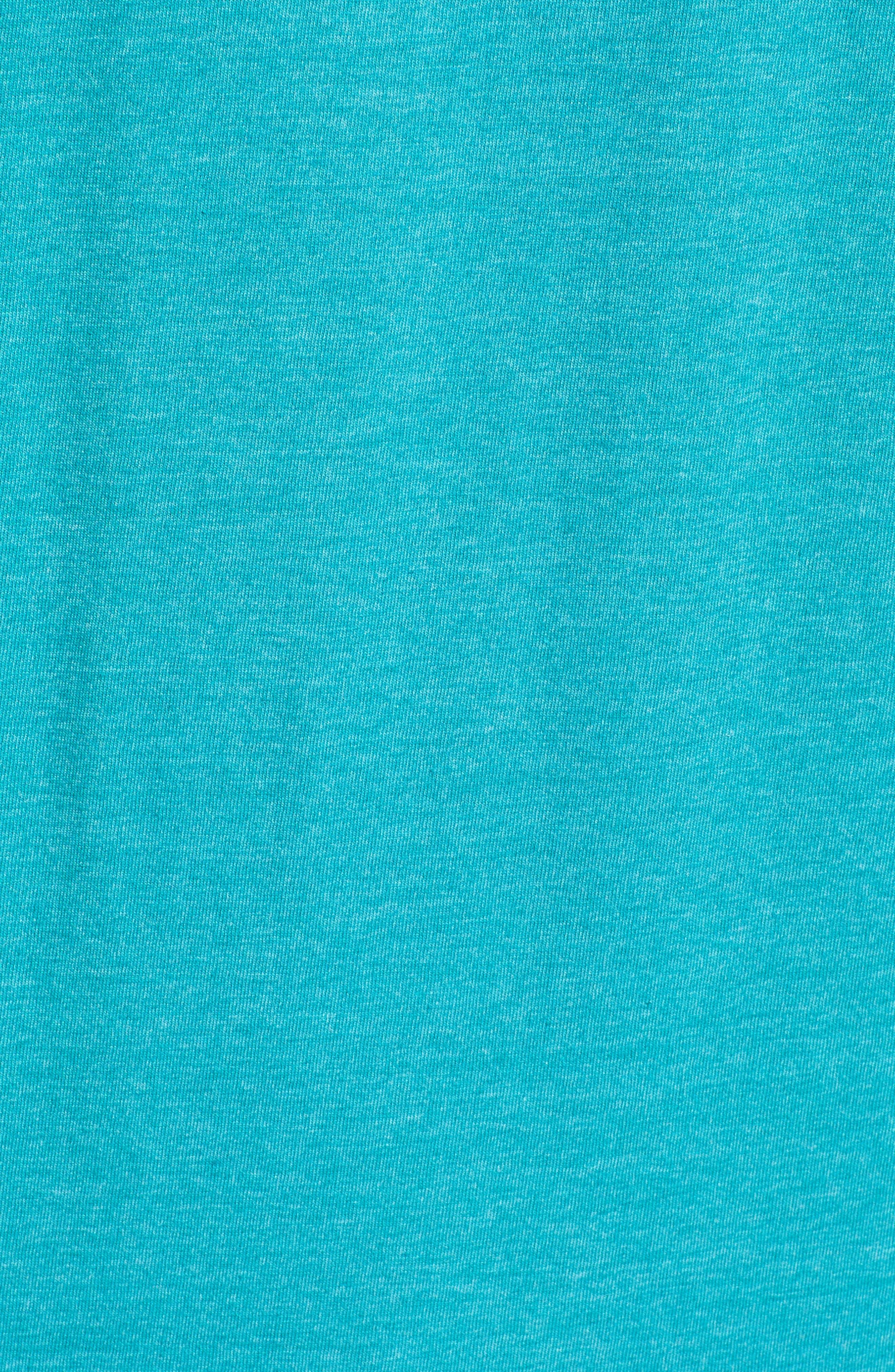'Fitz Roy Crest' Slim Fit Organic Cotton Blend T-Shirt,                             Alternate thumbnail 38, color,