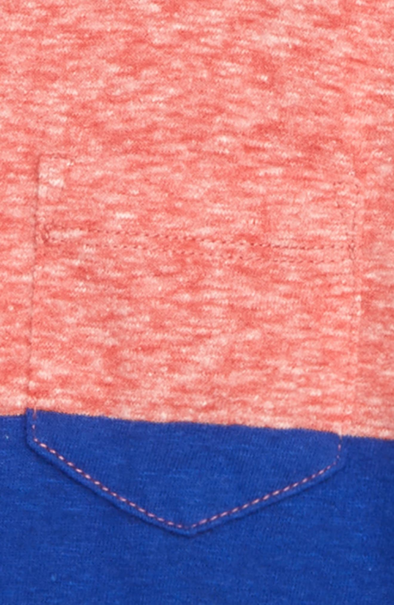 Rugby Stripe Shirt,                             Alternate thumbnail 2, color,                             600