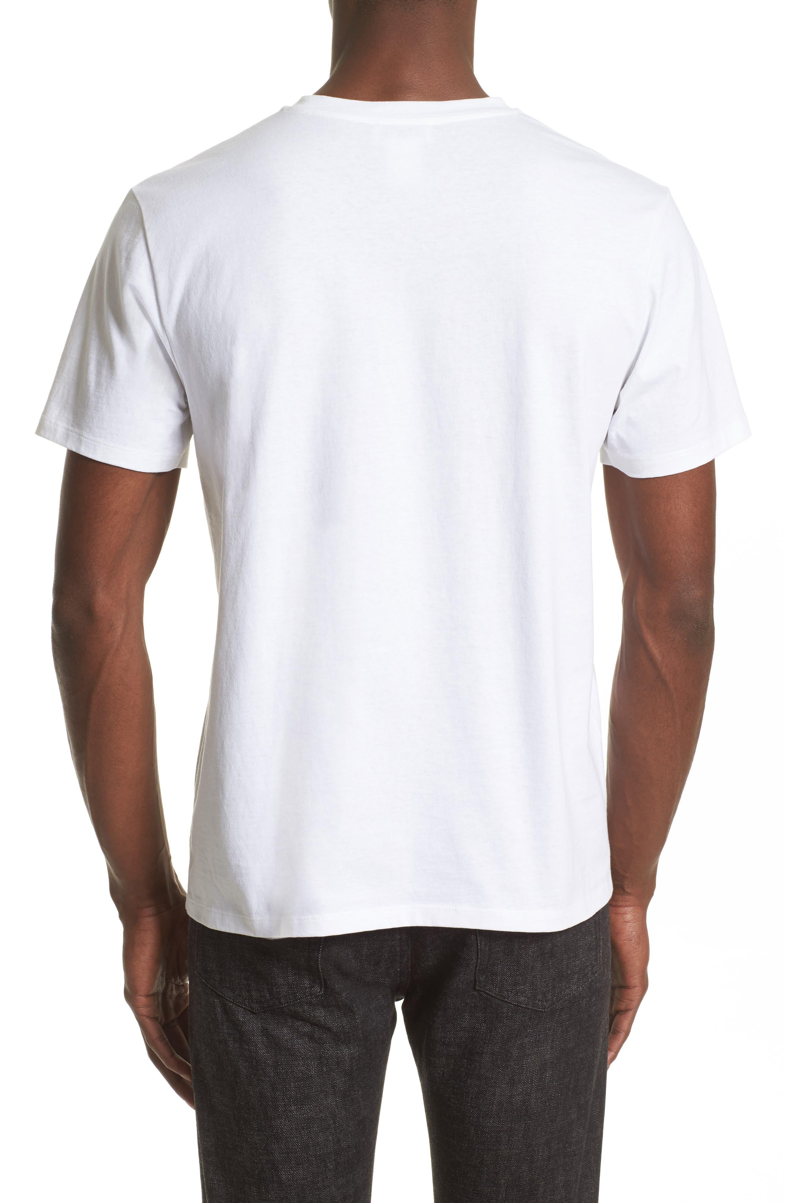 Hiver 87 T-Shirt,                             Alternate thumbnail 2, color,                             100