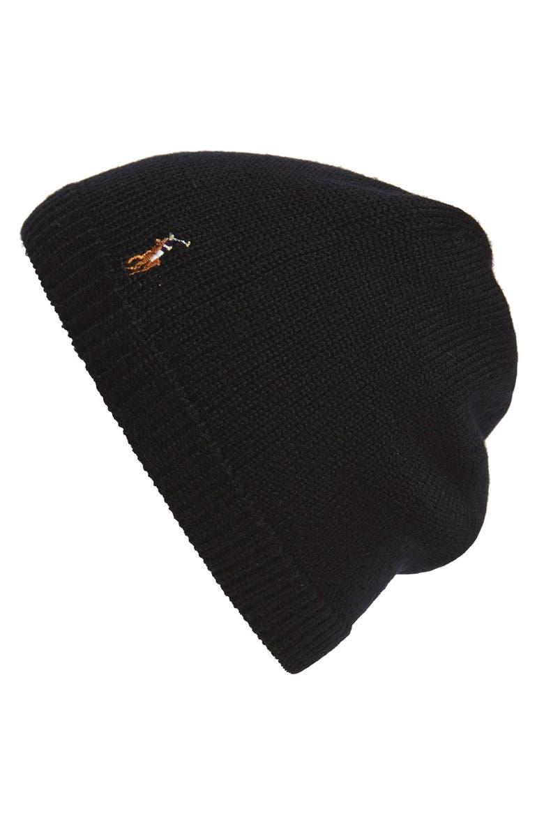 Polo Ralph Lauren Merino Wool Watch Cap  35413240b5c7