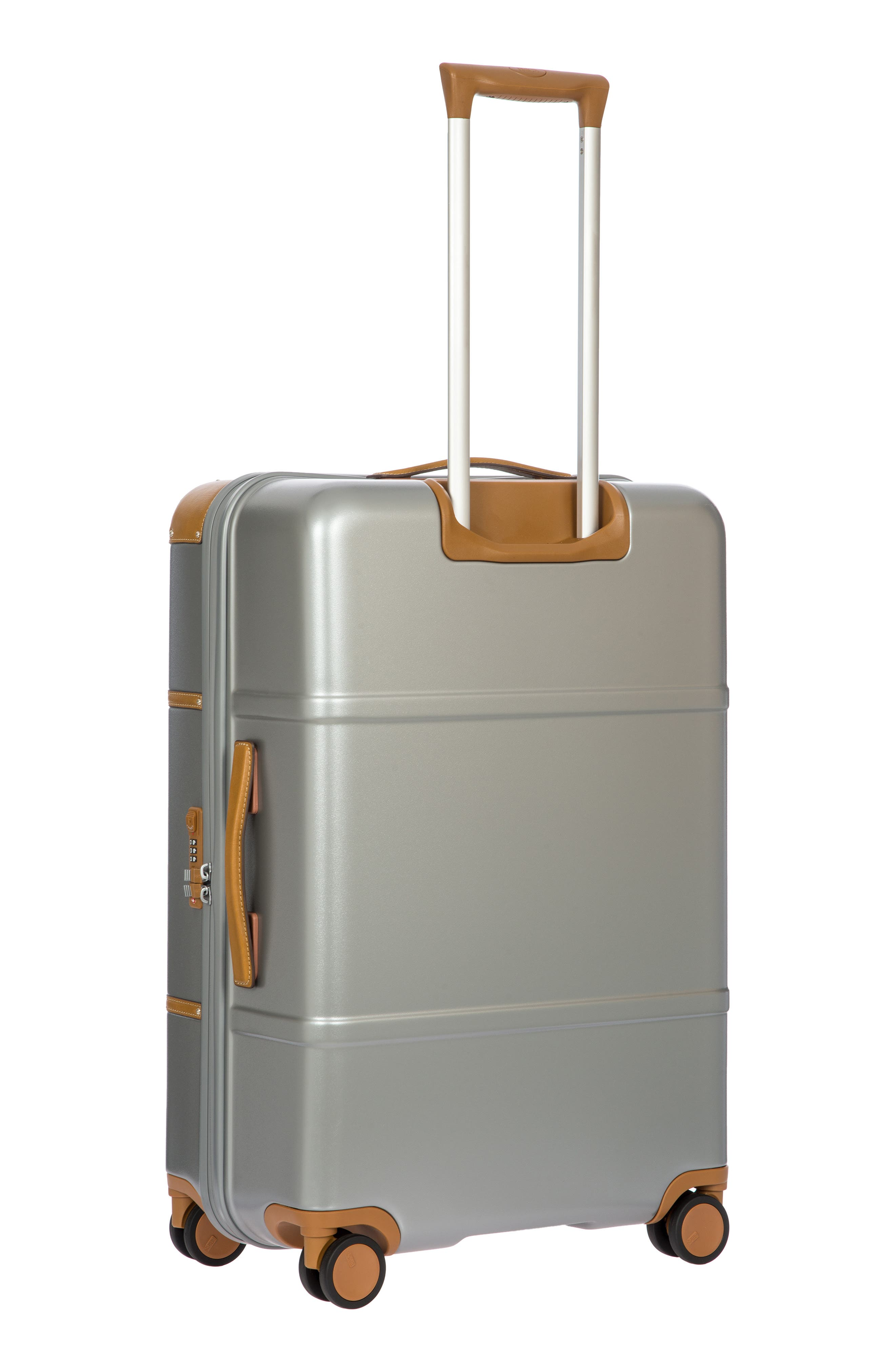 Bellagio 2.0 27-Inch Rolling Spinner Suitcase,                             Alternate thumbnail 4, color,                             SILVER