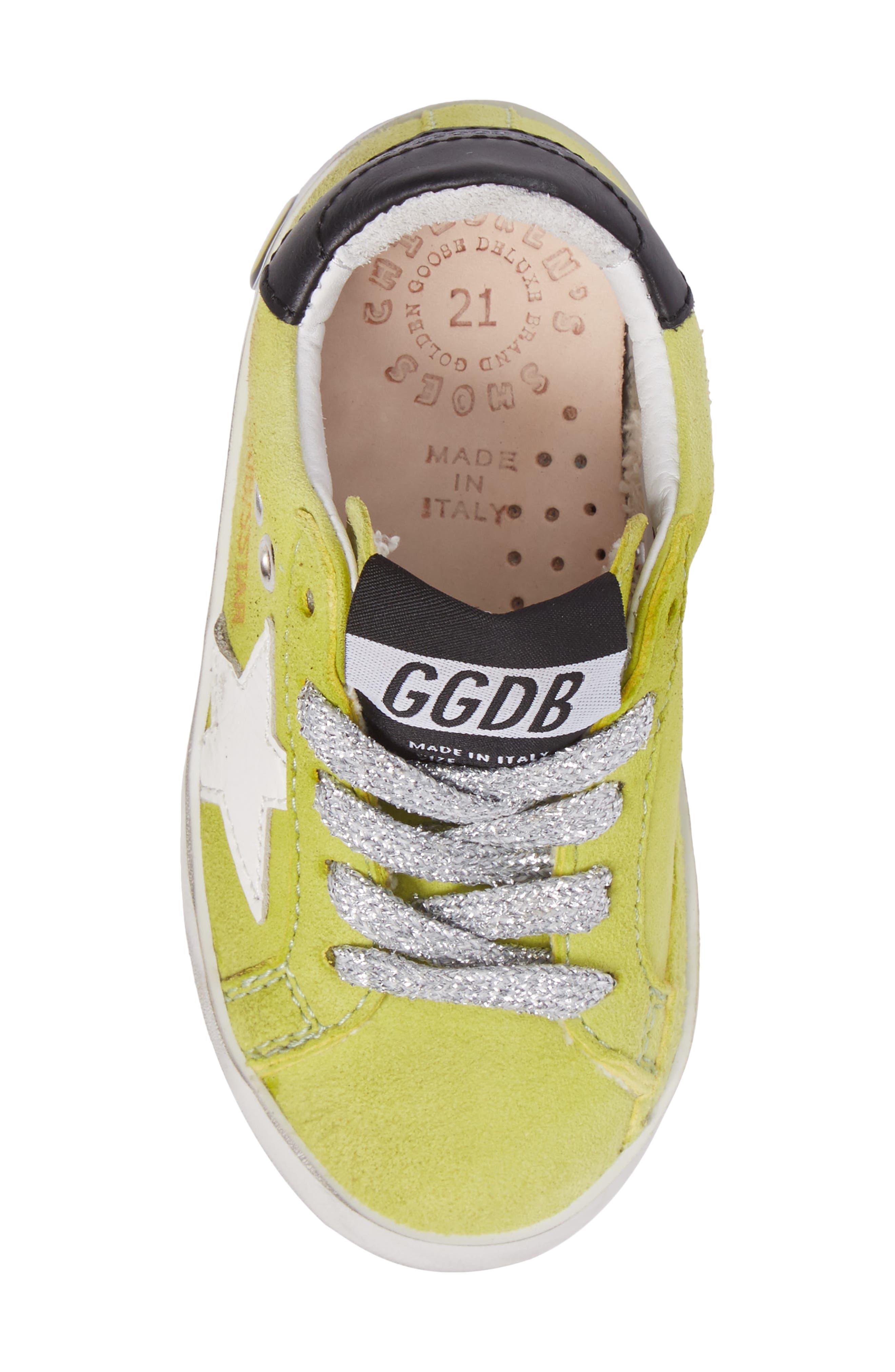 Superstar Low Top Sneaker,                             Alternate thumbnail 5, color,                             300