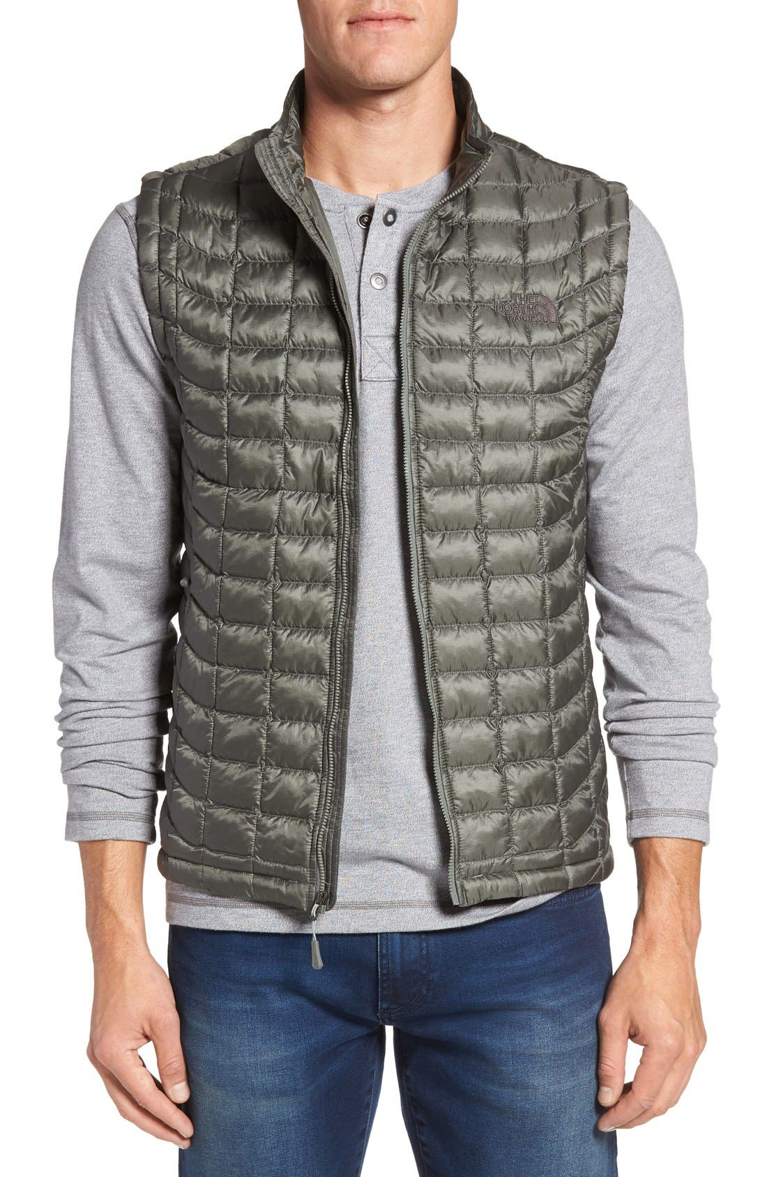 'ThermoBall<sup>™</sup>' Packable PrimaLoft<sup>®</sup> Vest,                             Main thumbnail 12, color,