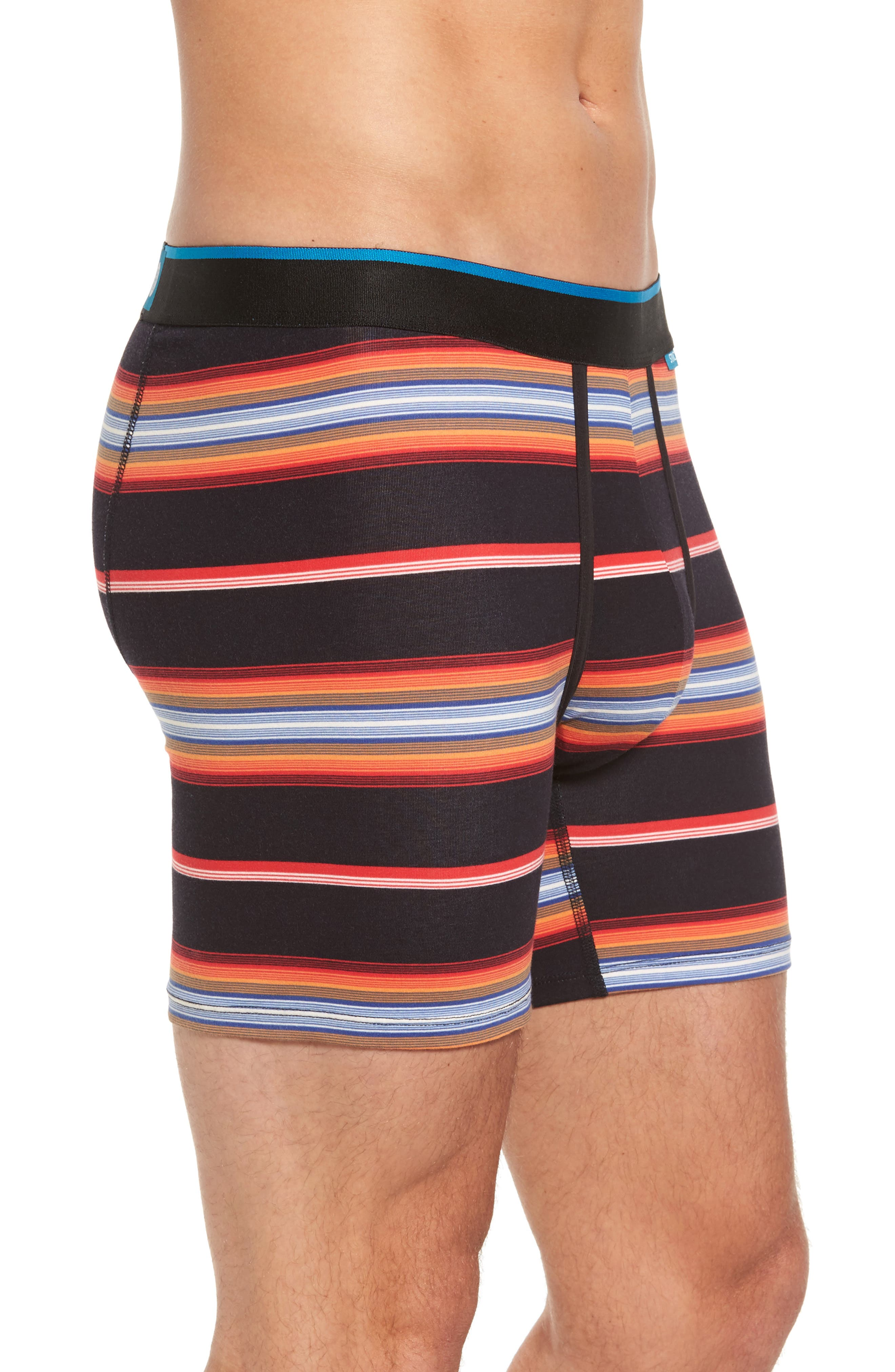 1979 Stripe Boxer Briefs,                             Alternate thumbnail 5, color,