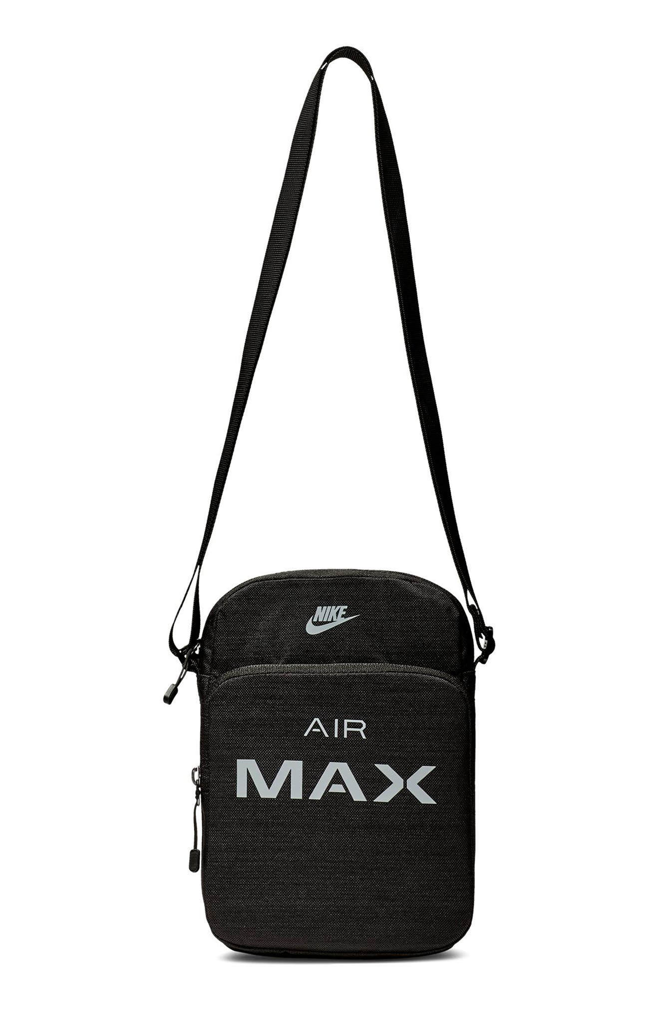0695f949a5eb Nike Air Max Small Items Bag - Black