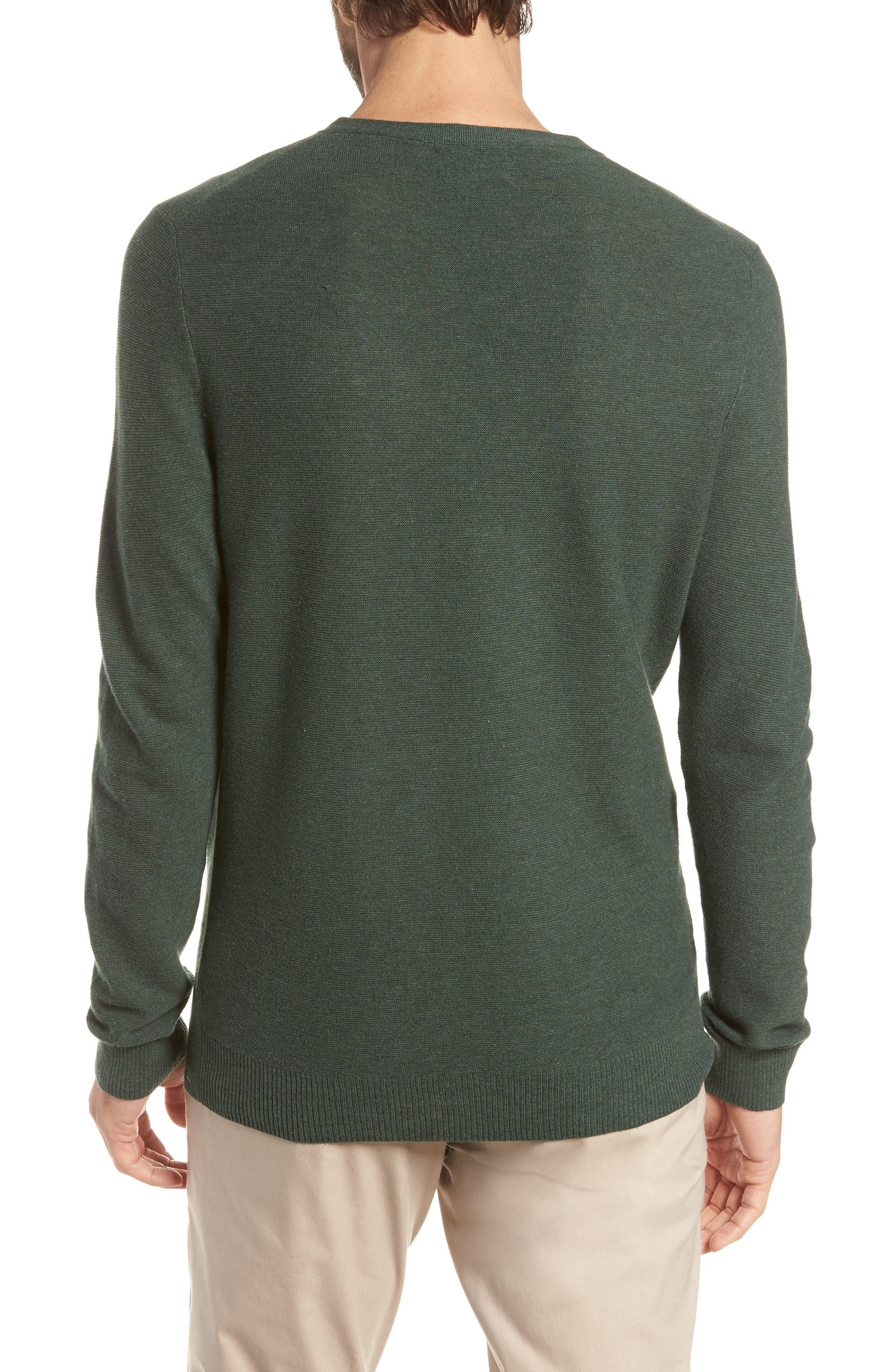 Slim Fit Crewneck Sweater,                             Alternate thumbnail 2, color,                             300
