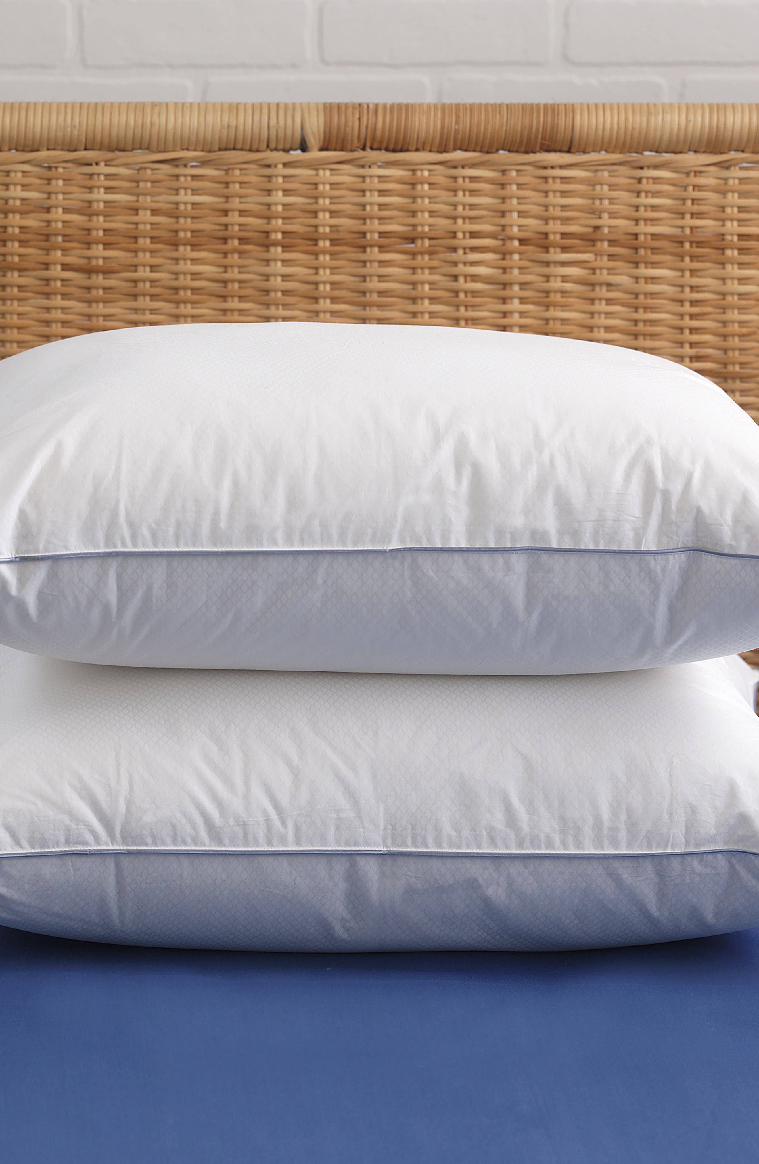 233 Thread Count Pillow,                             Alternate thumbnail 4, color,                             100