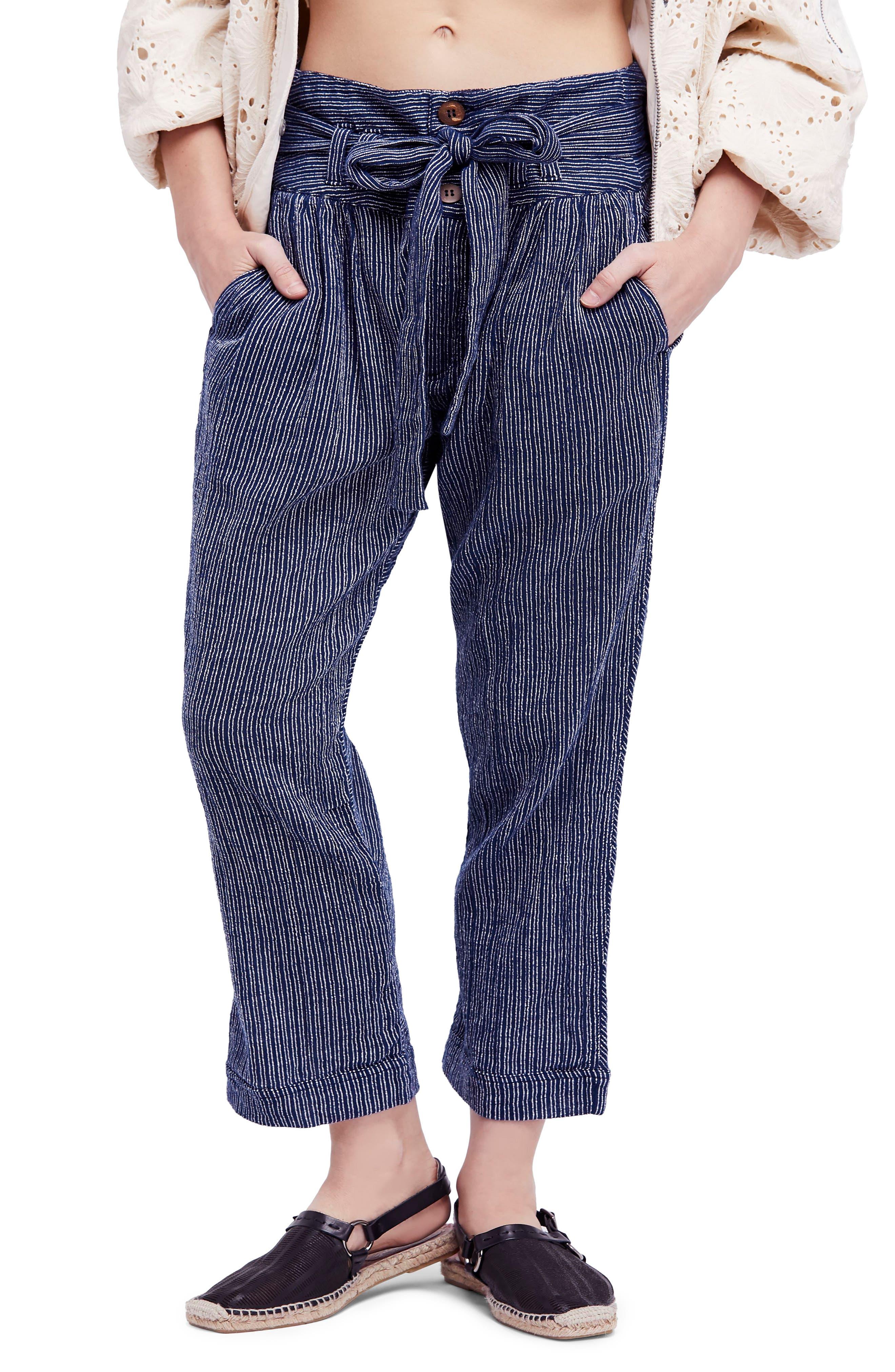 Rumors Crop Pants,                         Main,                         color, 410