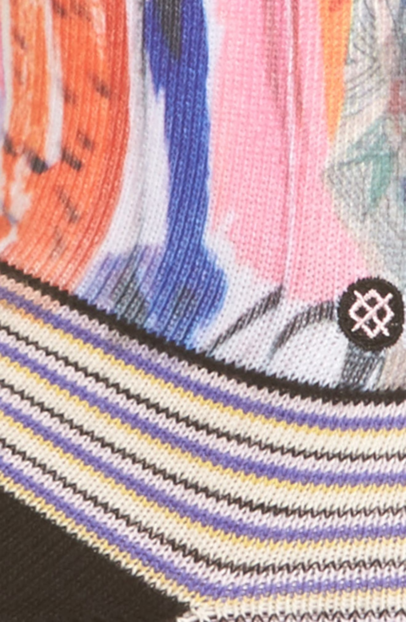 Yes, Darling Crew Socks,                             Alternate thumbnail 3, color,                             650