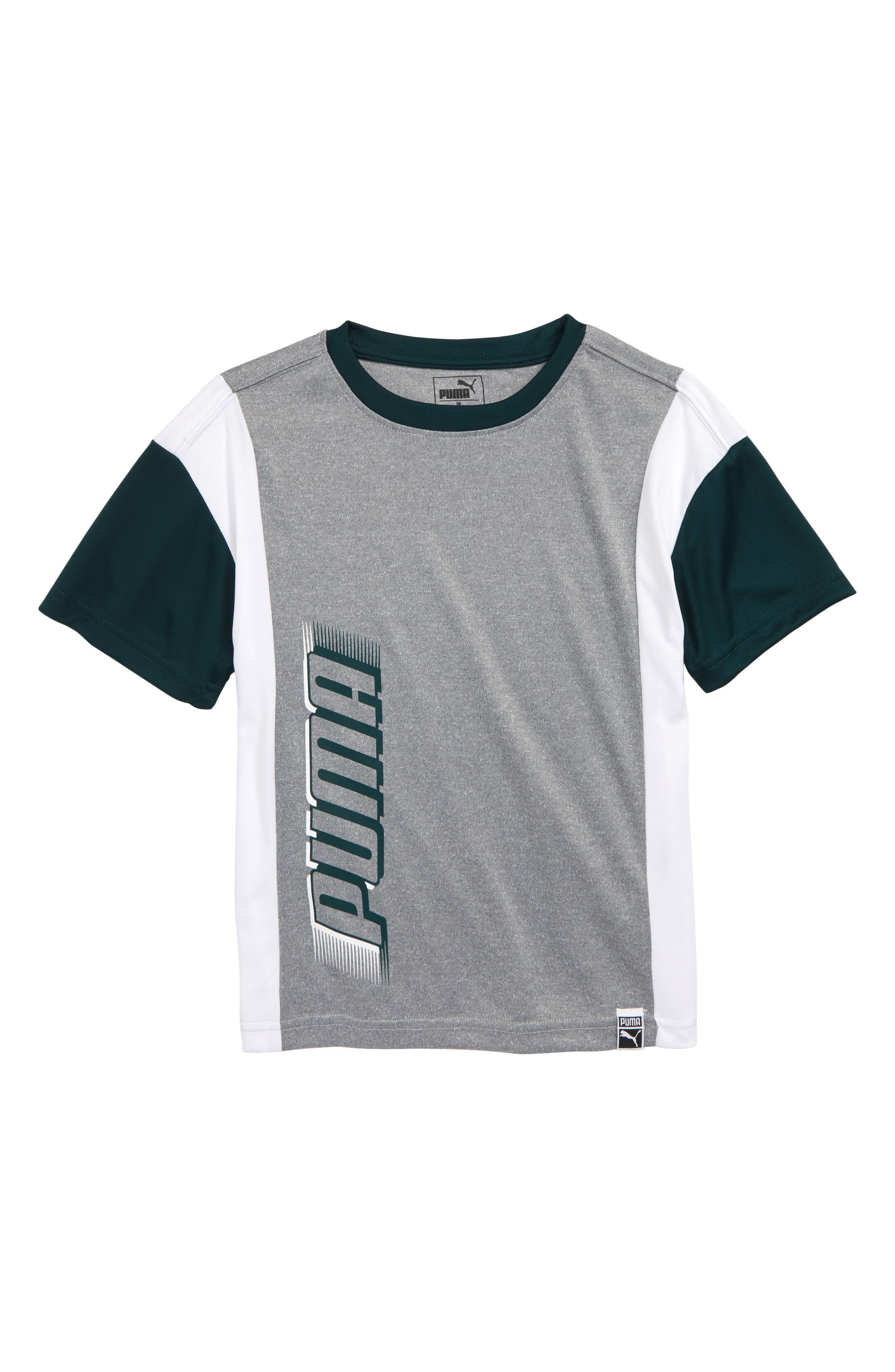 PUMA,                             Oversize T-Shirt,                             Main thumbnail 1, color,                             020