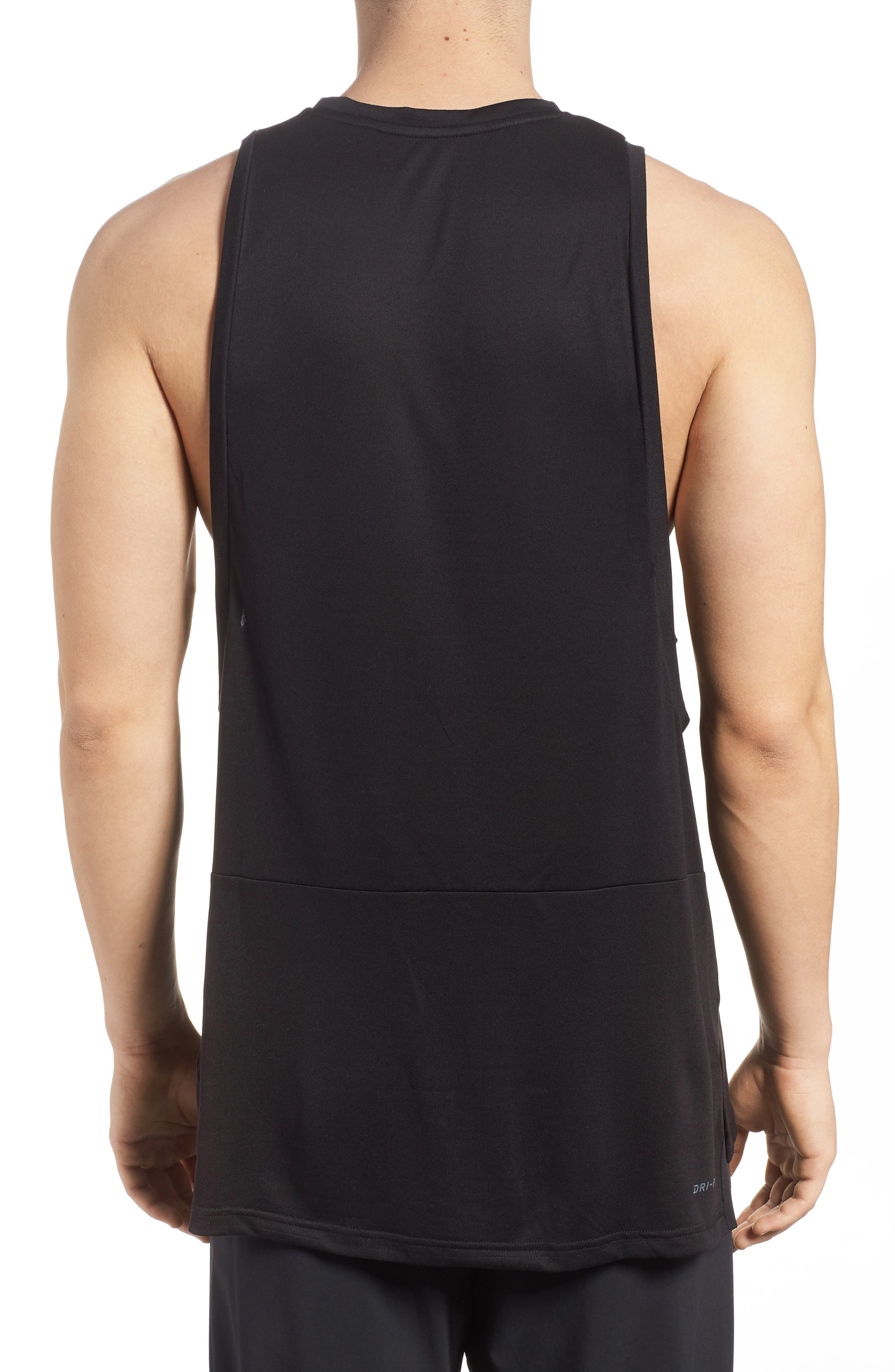 Training Dry PX Muscle Tank,                             Alternate thumbnail 2, color,                             010