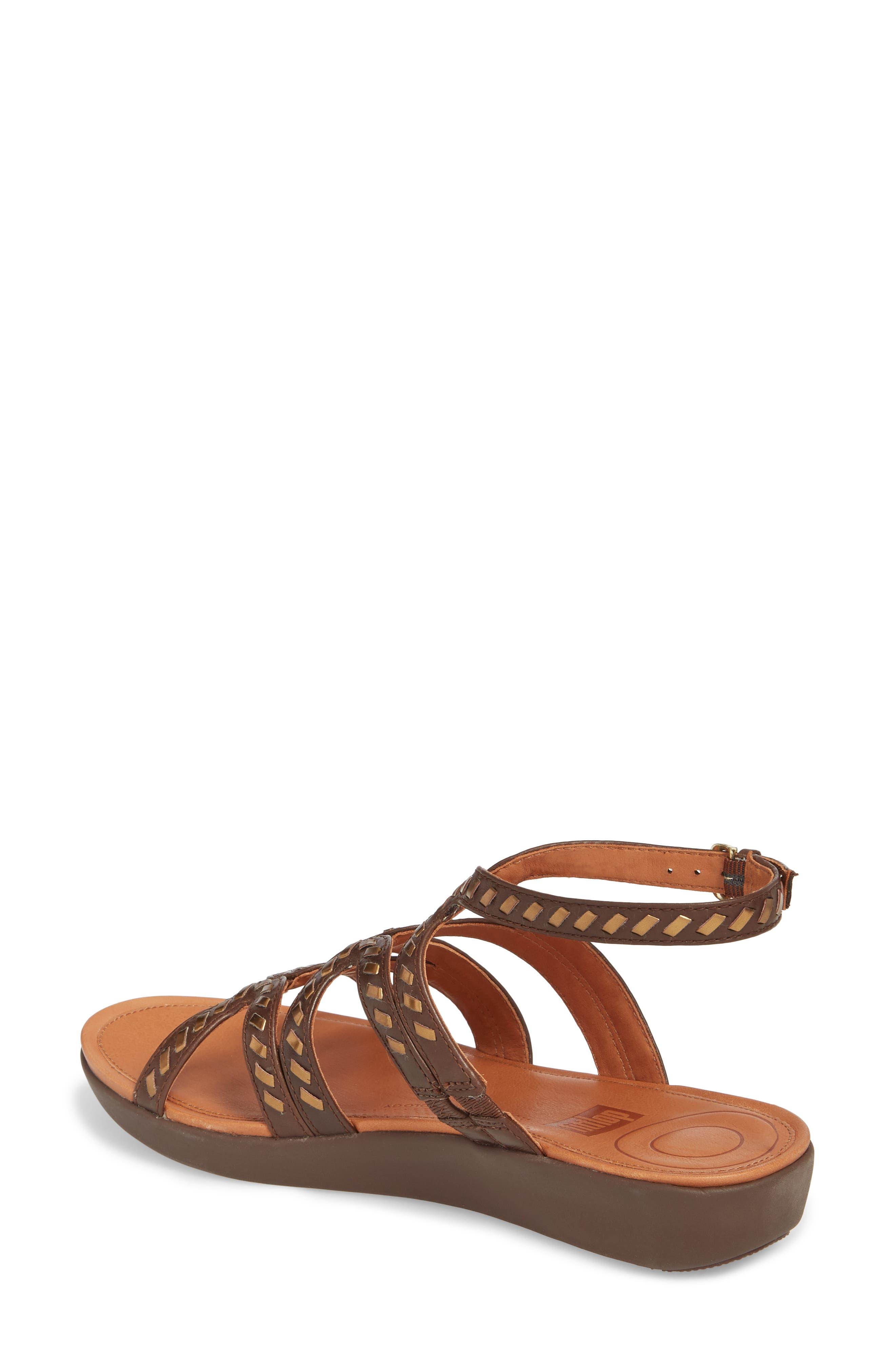 Strata Gladiator Sandal,                             Alternate thumbnail 2, color,                             200