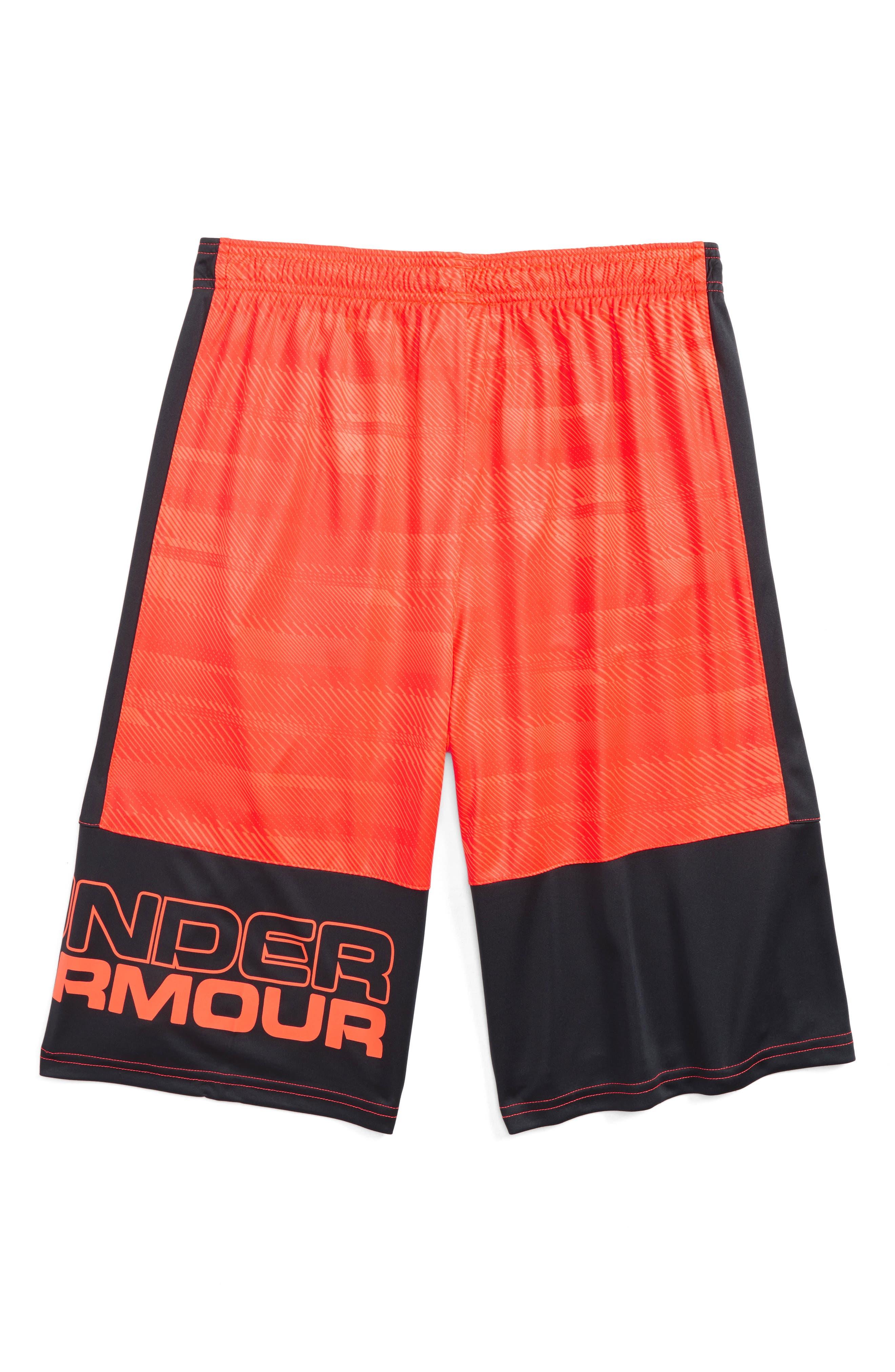 Stunt HeatGear<sup>®</sup> Shorts,                             Alternate thumbnail 72, color,