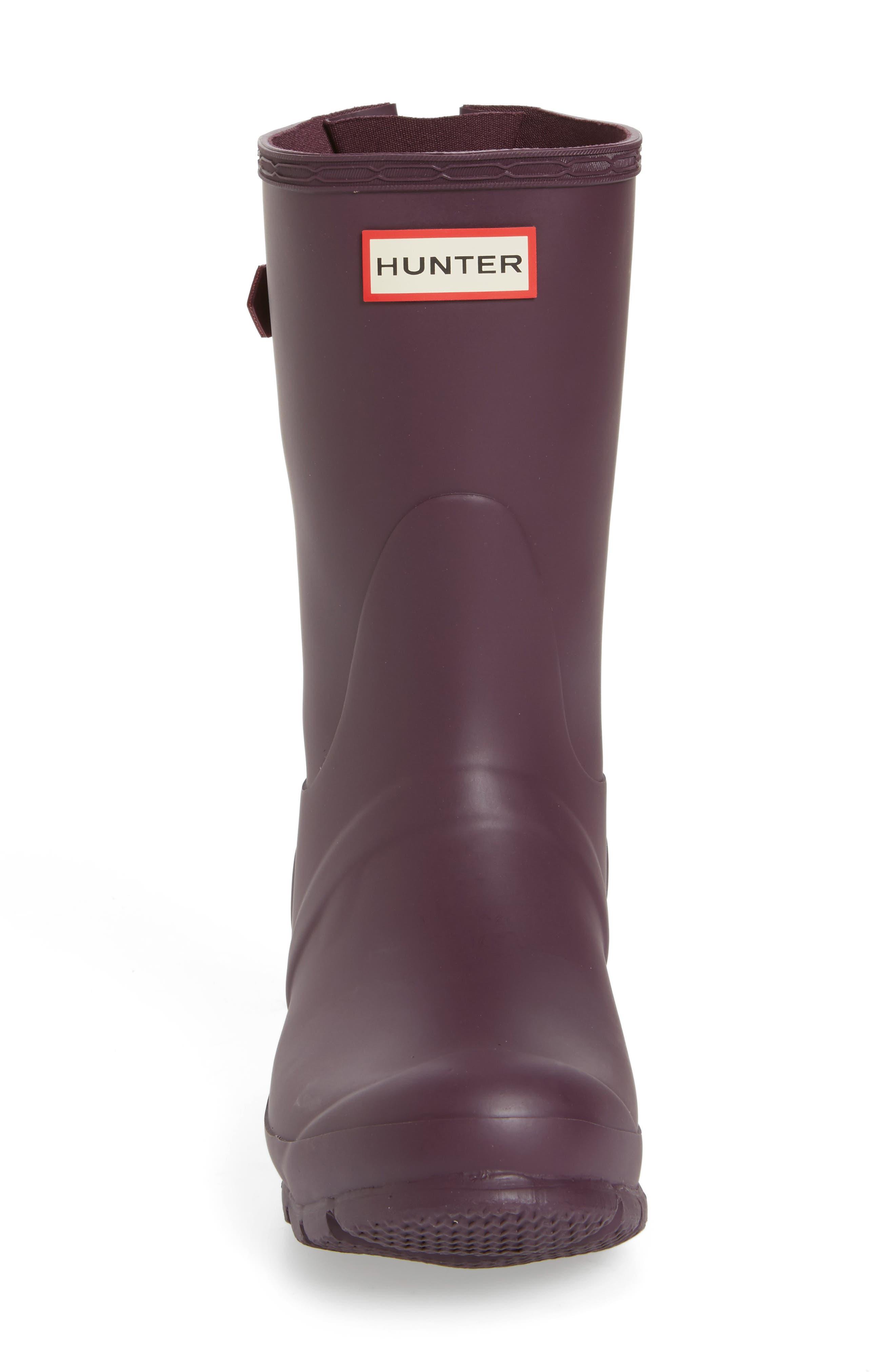 Original Short Back Adjustable Rain Boot,                             Alternate thumbnail 41, color,