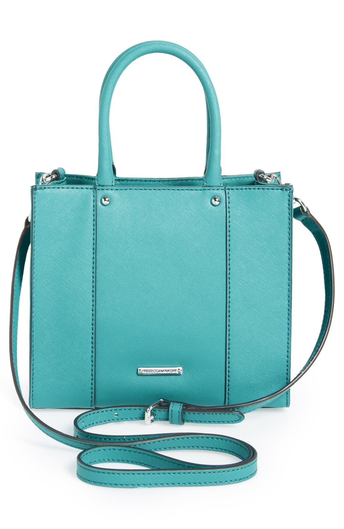 'Mini MAB Tote' Crossbody Bag,                             Alternate thumbnail 110, color,
