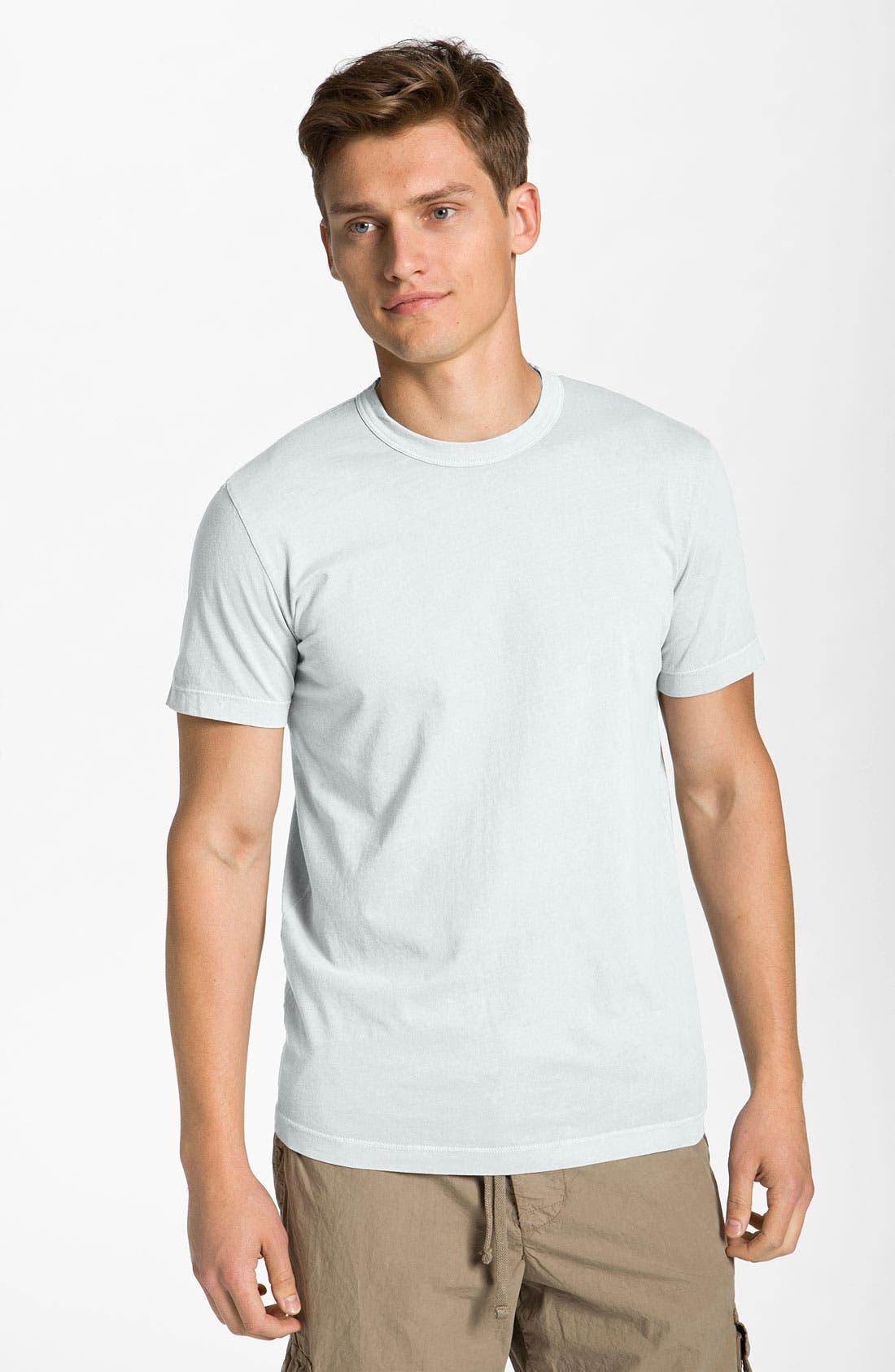 Crewneck Jersey T-Shirt,                             Main thumbnail 92, color,