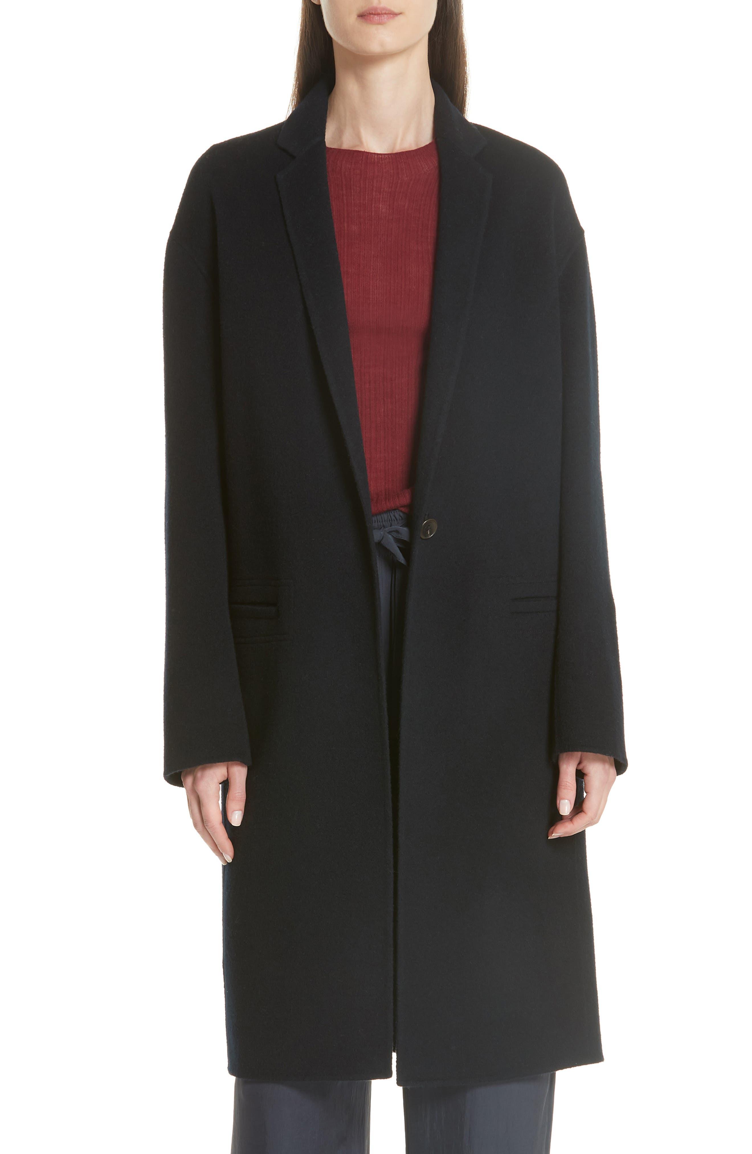 Modern Coat, Main, color, COASTAL