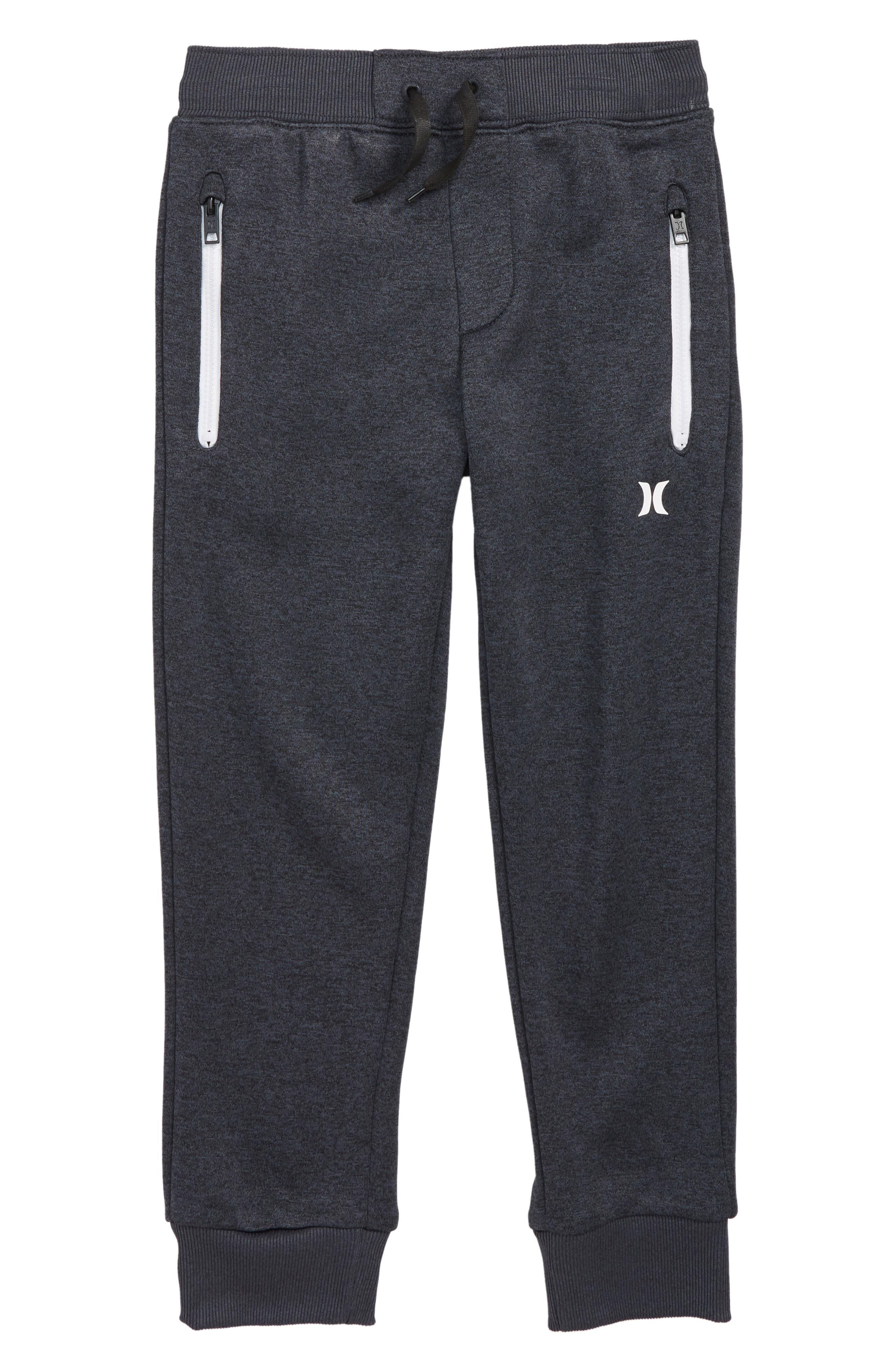 Dri-FIT Solar Jogger Pants,                         Main,                         color, BLACK HEATHER