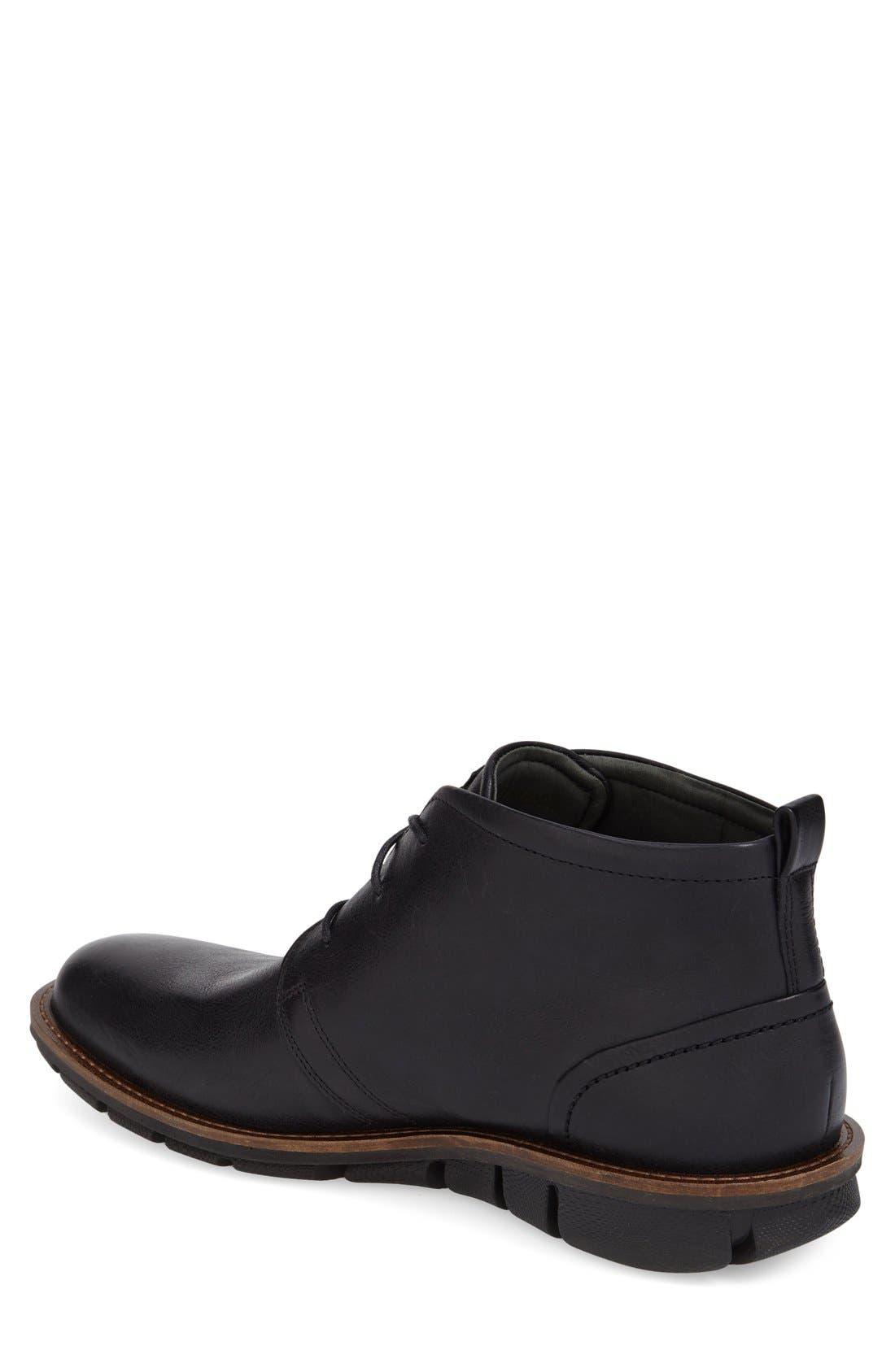 'Jeremy Hybrid' Plain Toe Boot,                             Alternate thumbnail 10, color,