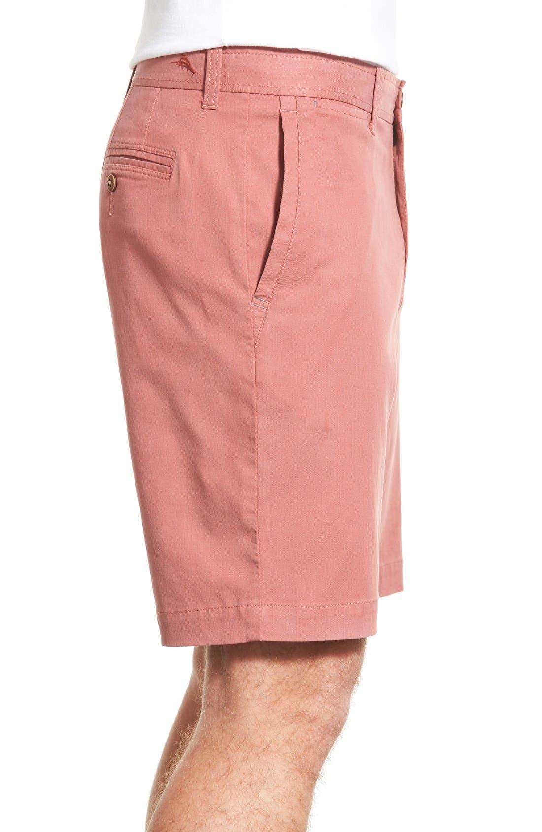 'Offshore' Flat Front Shorts,                             Alternate thumbnail 42, color,