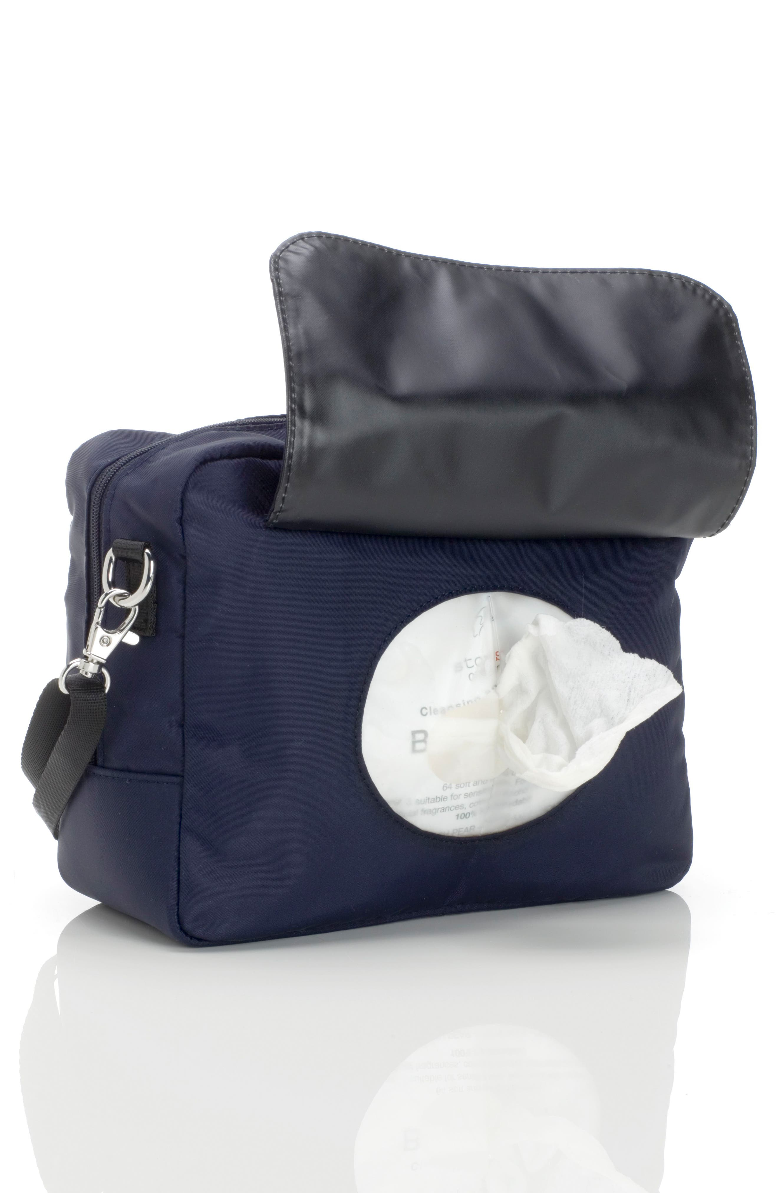 Mini Fix Crossbody Diaper Bag,                             Alternate thumbnail 12, color,