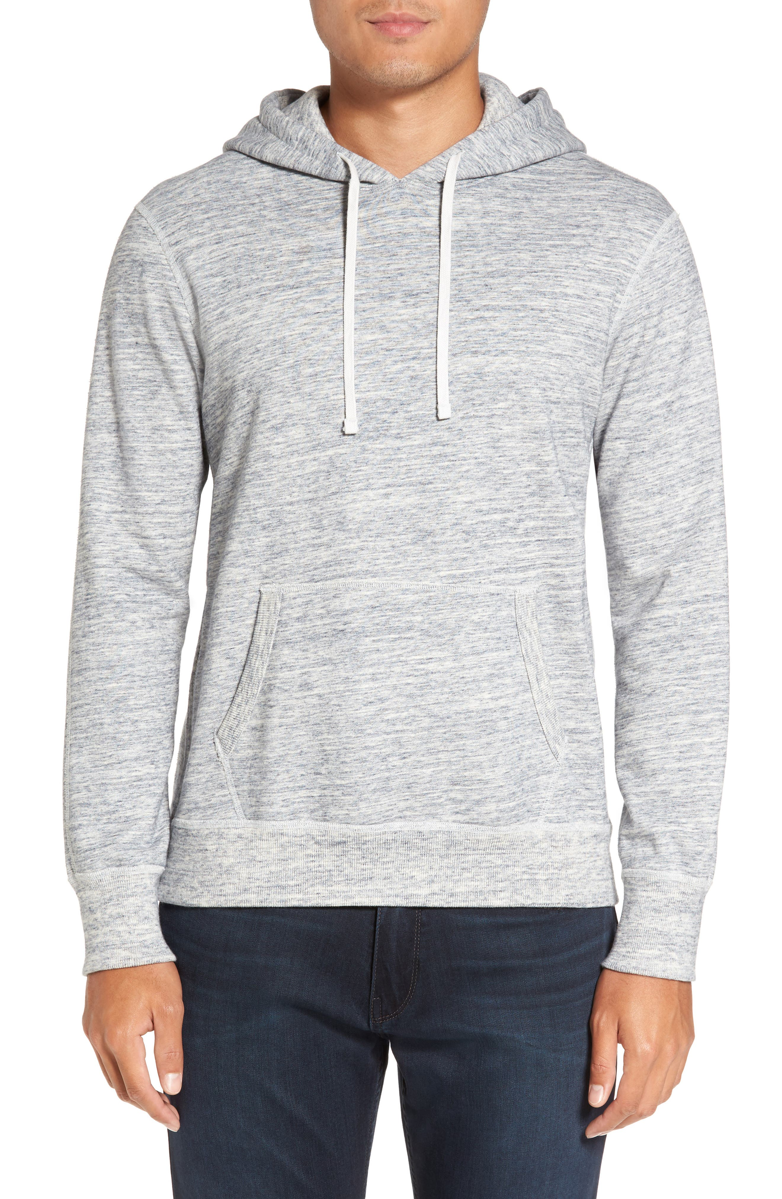 French Terry Hoodie,                             Main thumbnail 2, color,