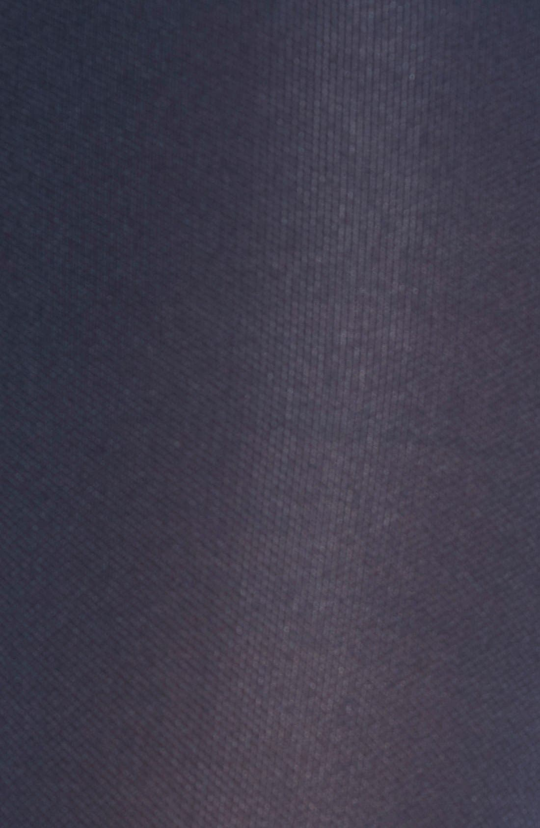 Opaque Tights,                             Alternate thumbnail 2, color,                             MARINE