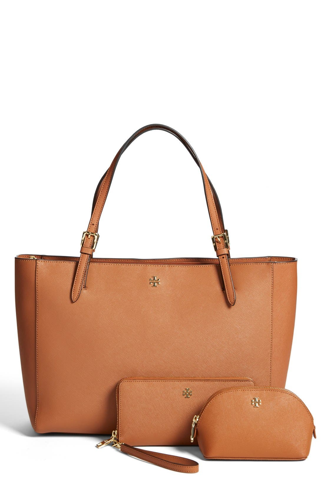 'York' Buckle Tote,                             Alternate thumbnail 72, color,