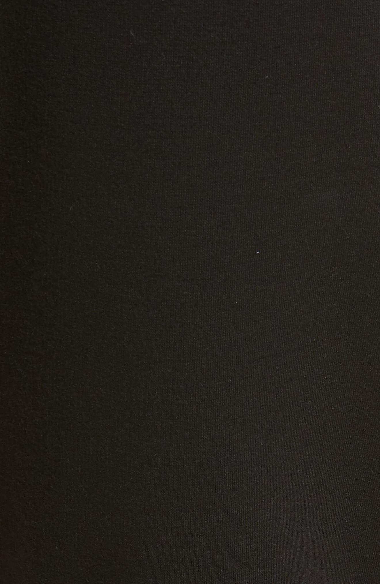 Jakob Jogger Pants,                             Alternate thumbnail 5, color,                             BLACK