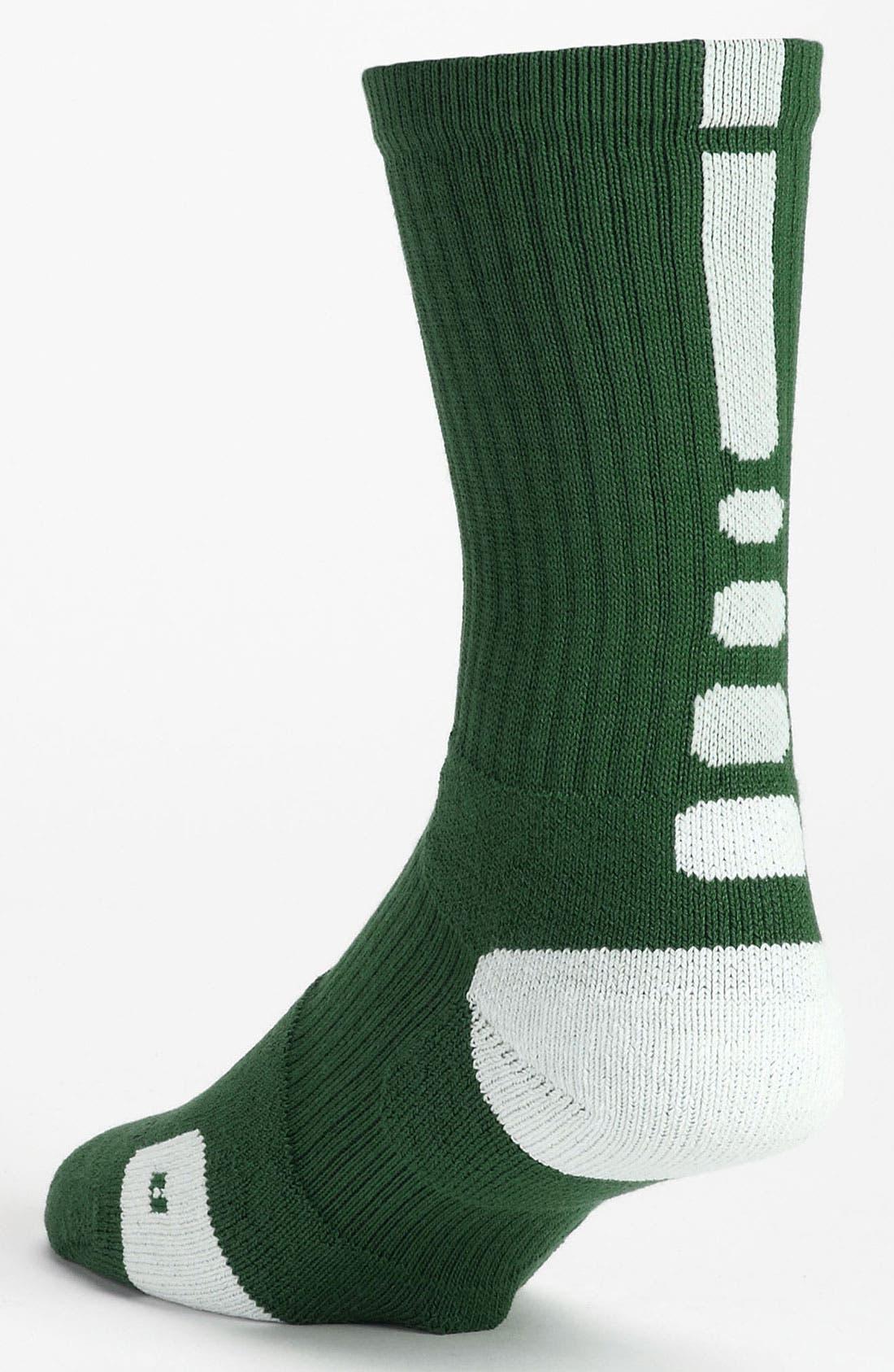 'Elite Basketball' Crew Socks,                             Alternate thumbnail 57, color,