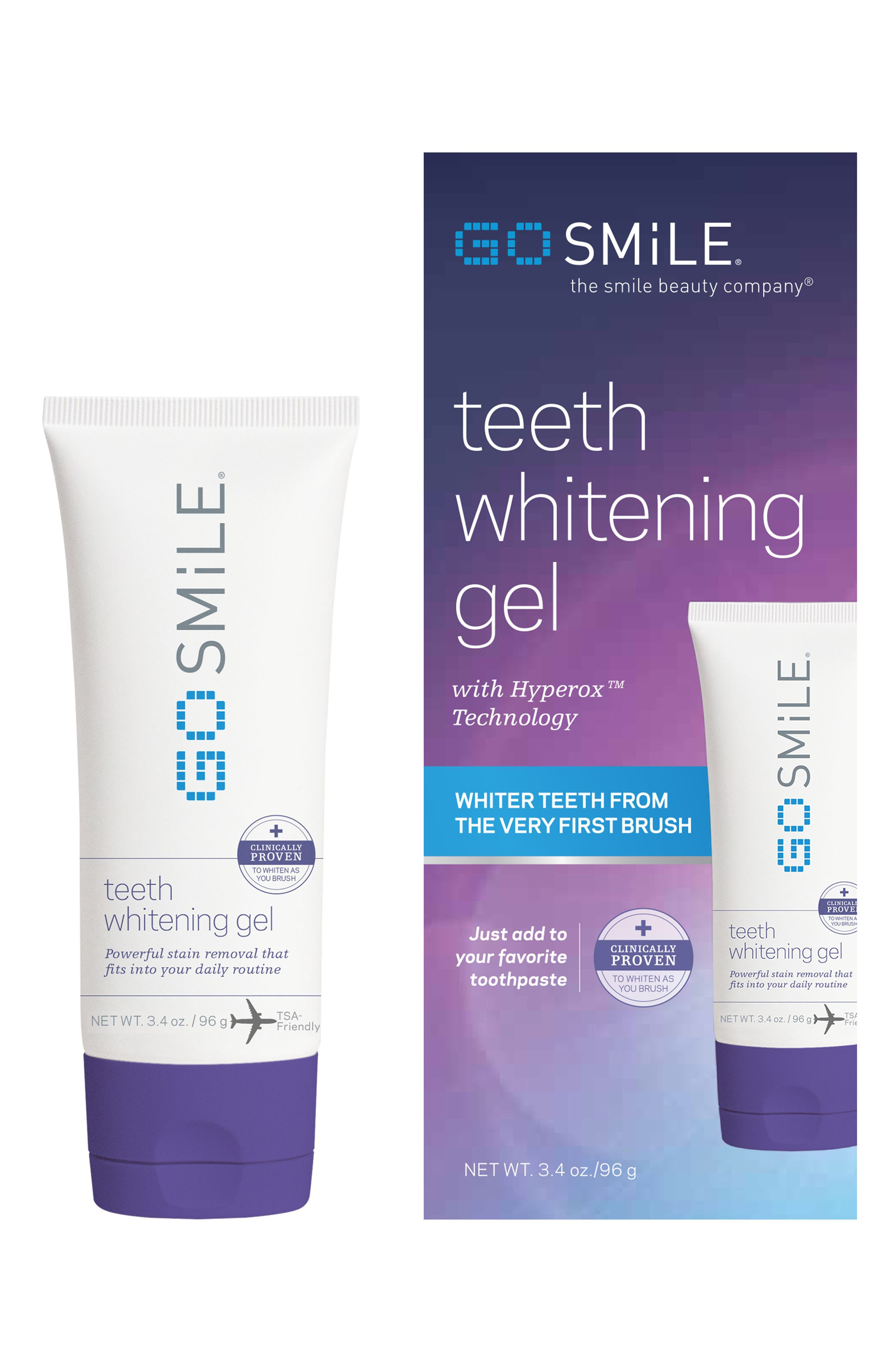 Teeth Whitening Gel,                             Alternate thumbnail 3, color,                             NO COLOR