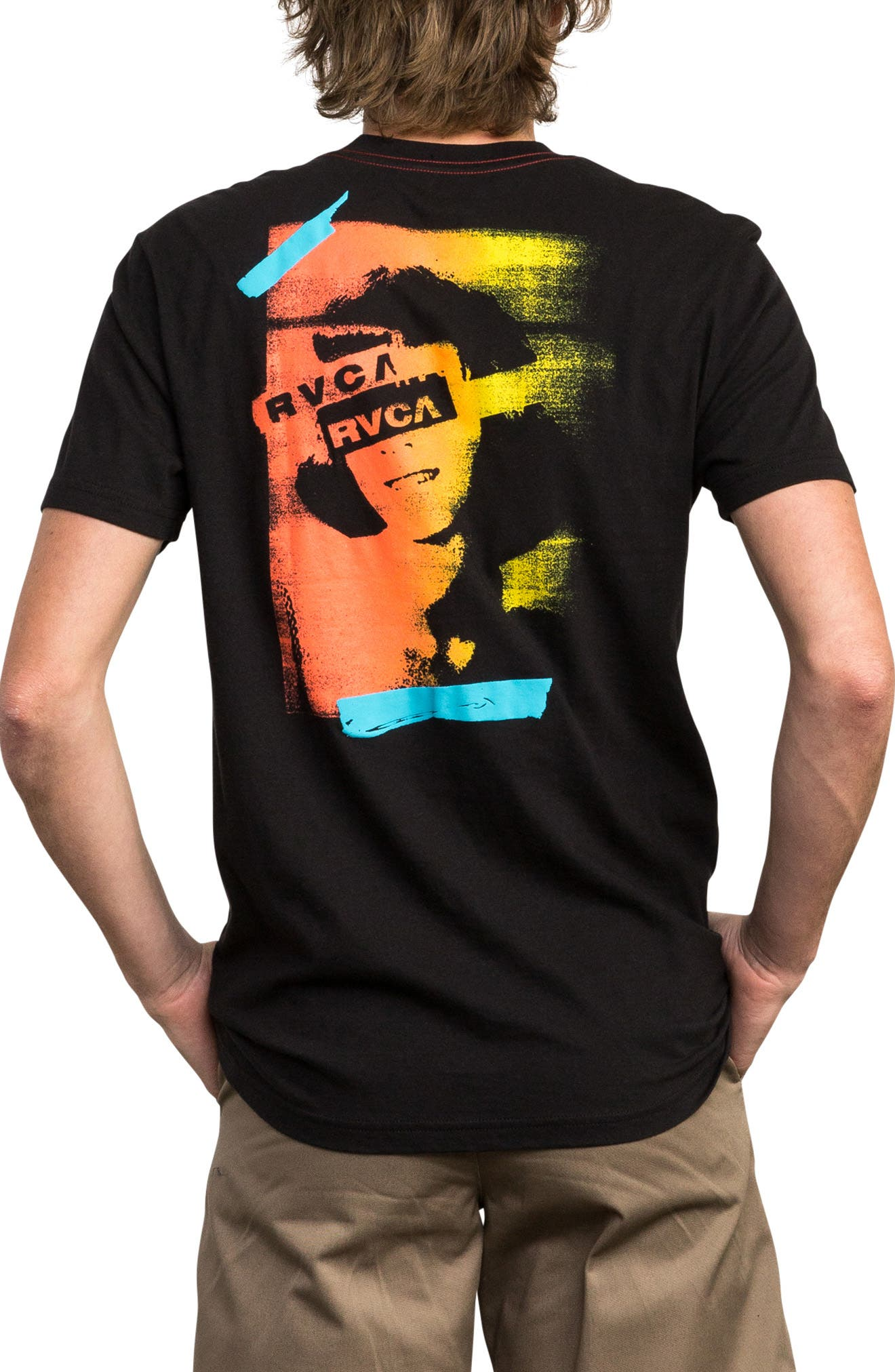 Dorothy Graphic T-Shirt,                             Alternate thumbnail 2, color,                             001