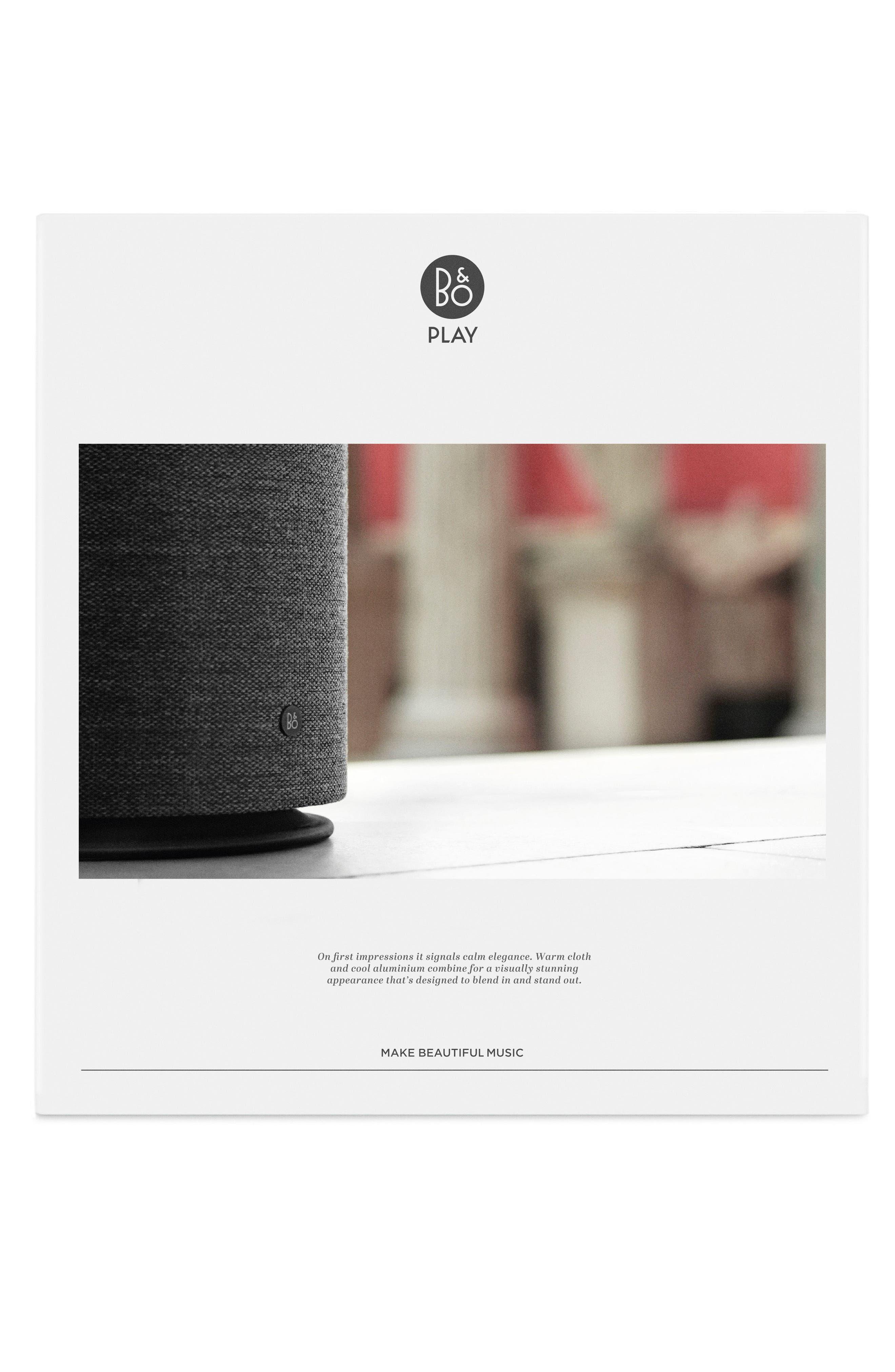 B&O PLAY M5 Connected Wireless Speaker,                             Alternate thumbnail 5, color,                             001