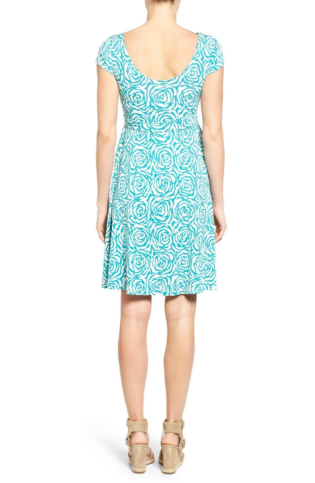 'Ilana' A-Line Maternity Dress,                             Alternate thumbnail 13, color,