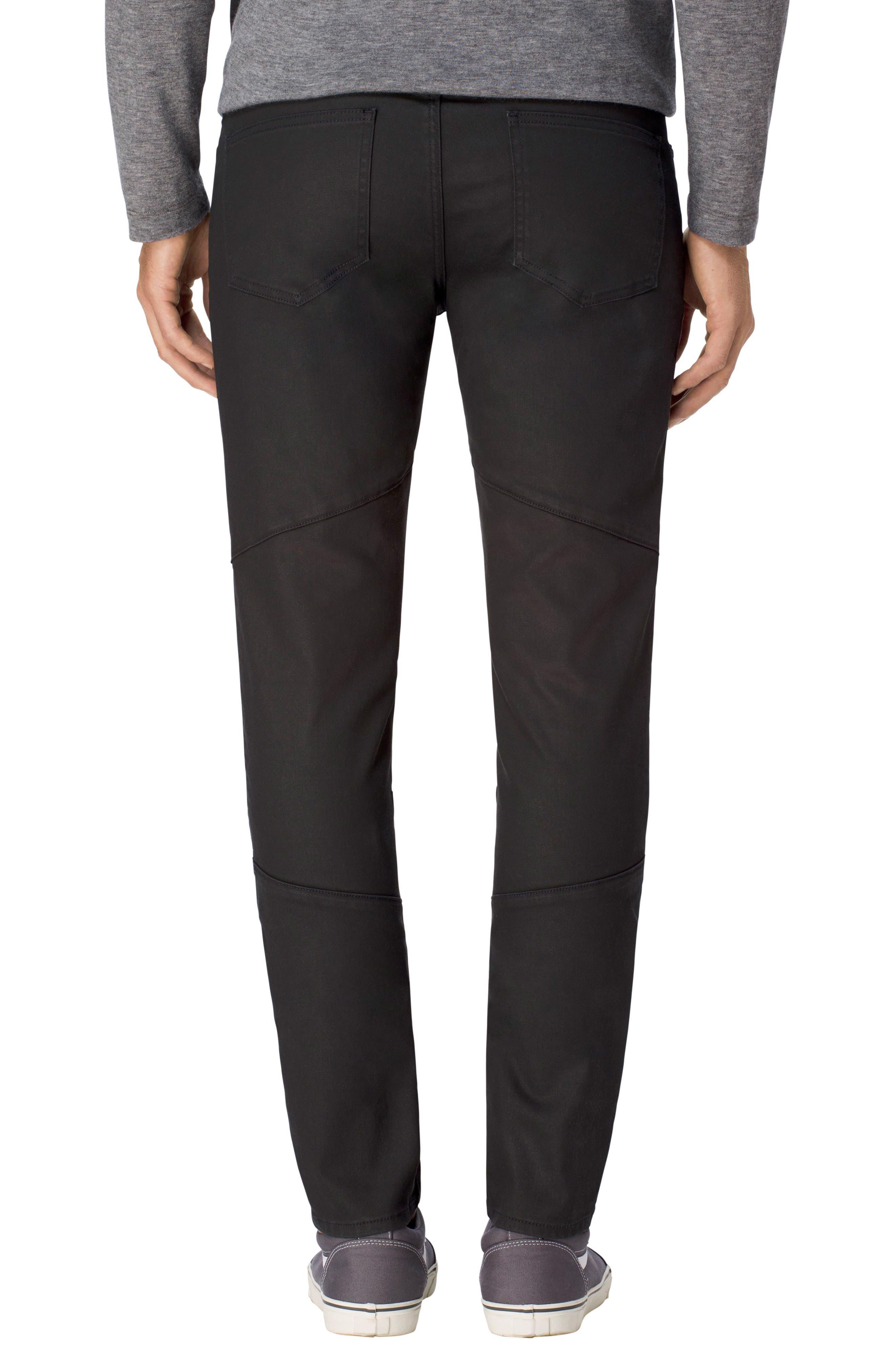 Bearden Moto Skinny Fit Jeans,                             Alternate thumbnail 2, color,
